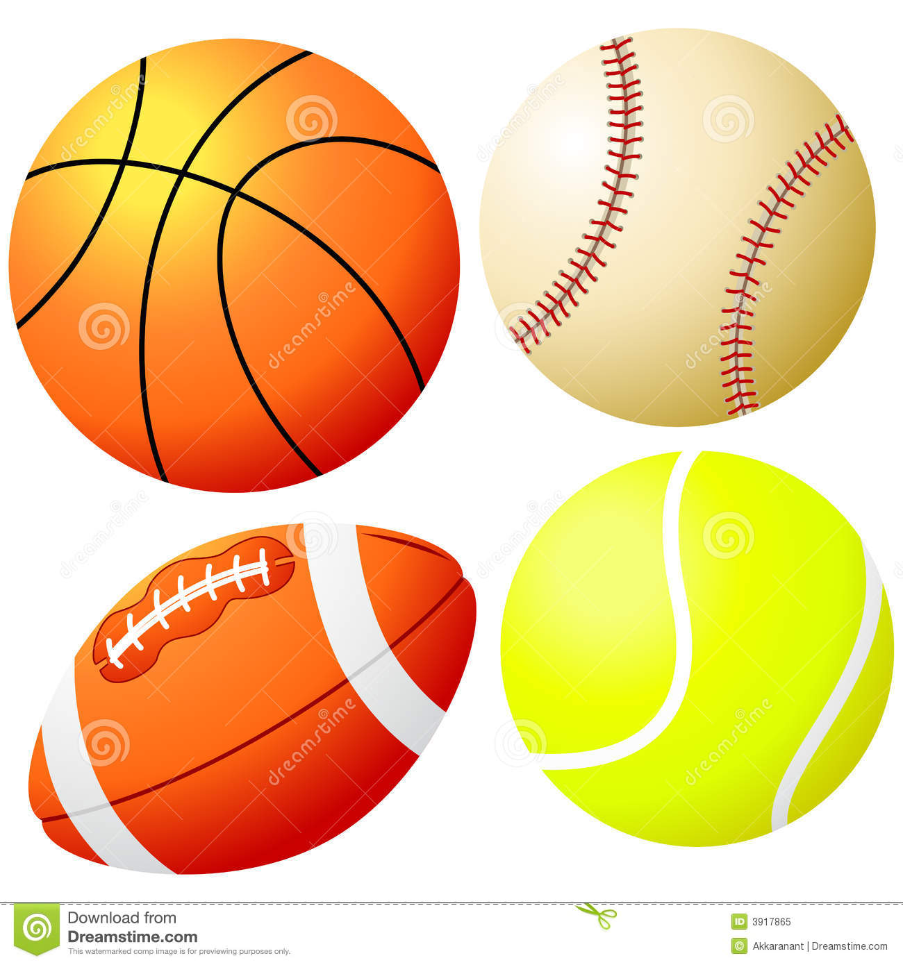 balls sports vector ball eps rugby basketball royalty preview dreamstime