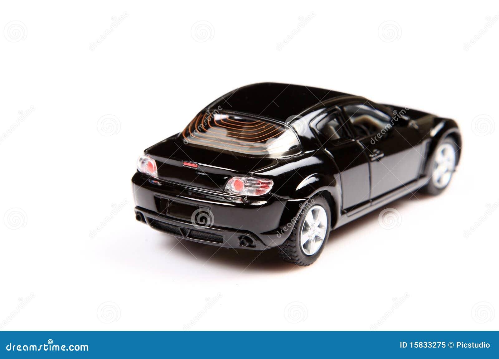 Sports car back