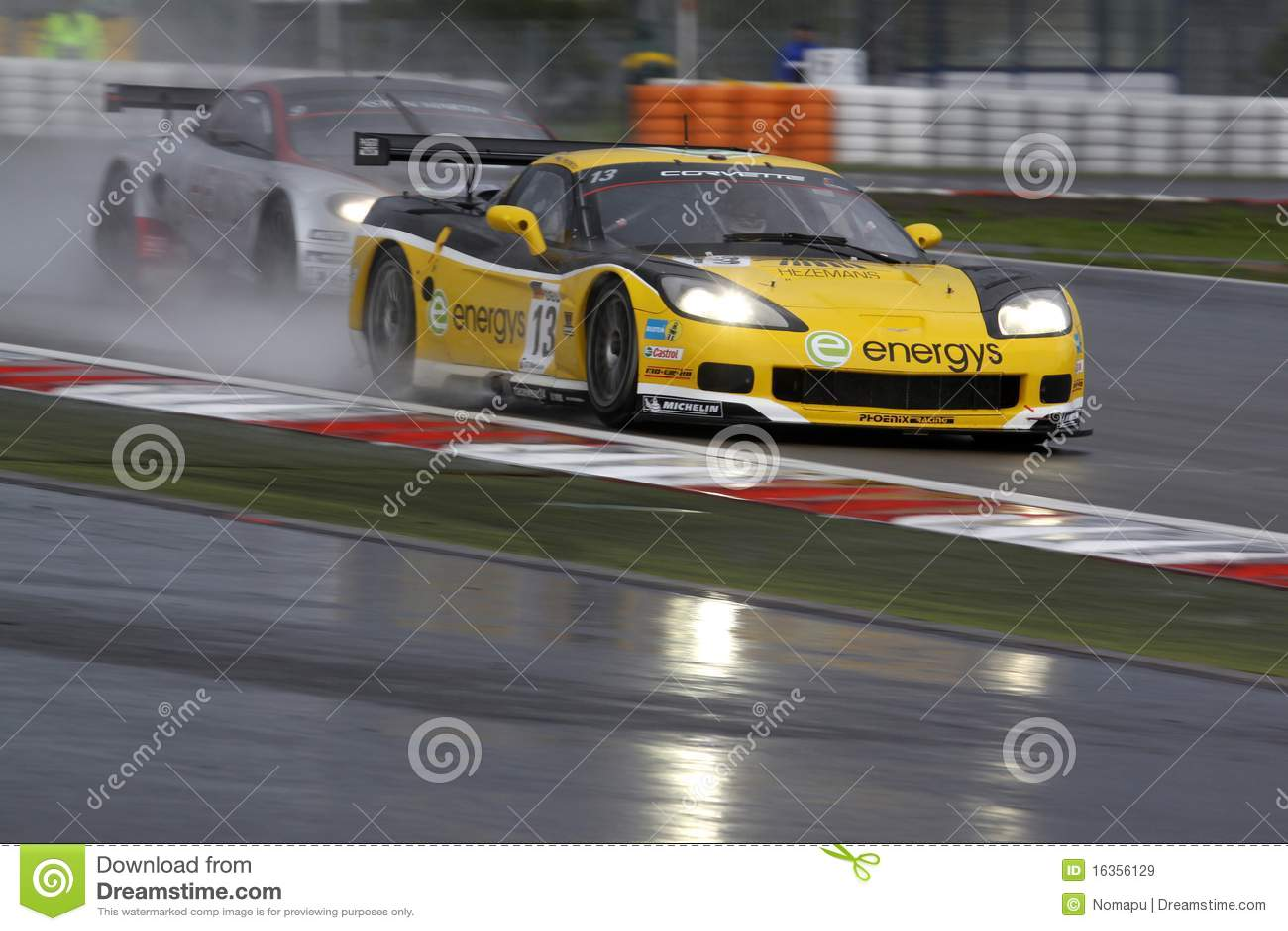 Sports Car,Corvette Z06(FIA GT)