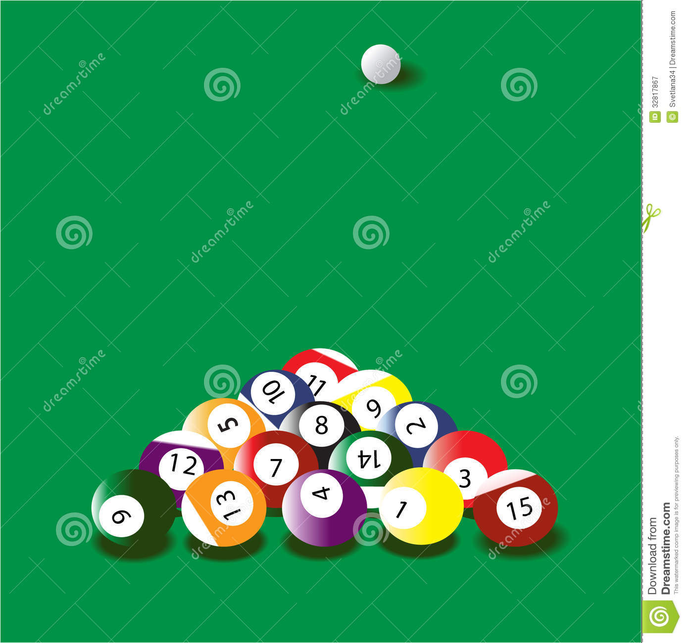 Displaying 15> Images For - Billiard Table Clip Art...