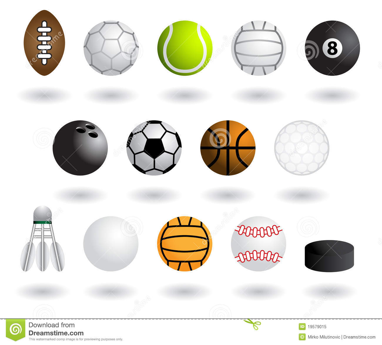 free clipart of sports equipment - photo #32