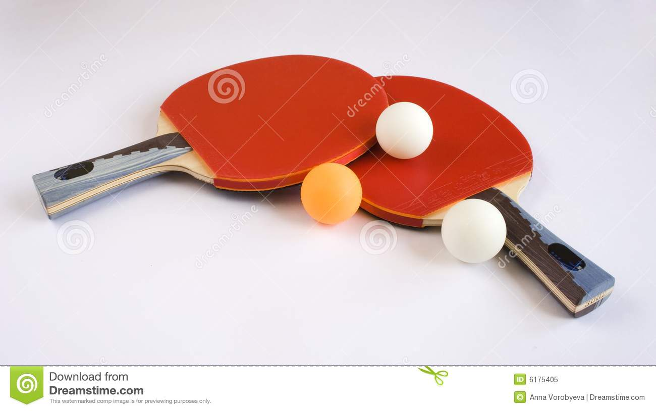 Sports equipment for table tennis royalty free stock photo image 6175405 - Equipment for table tennis ...