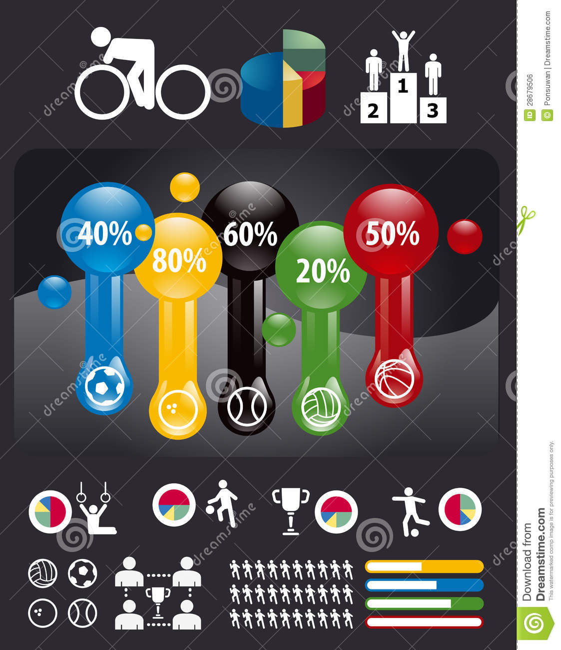 Sports Infographic R