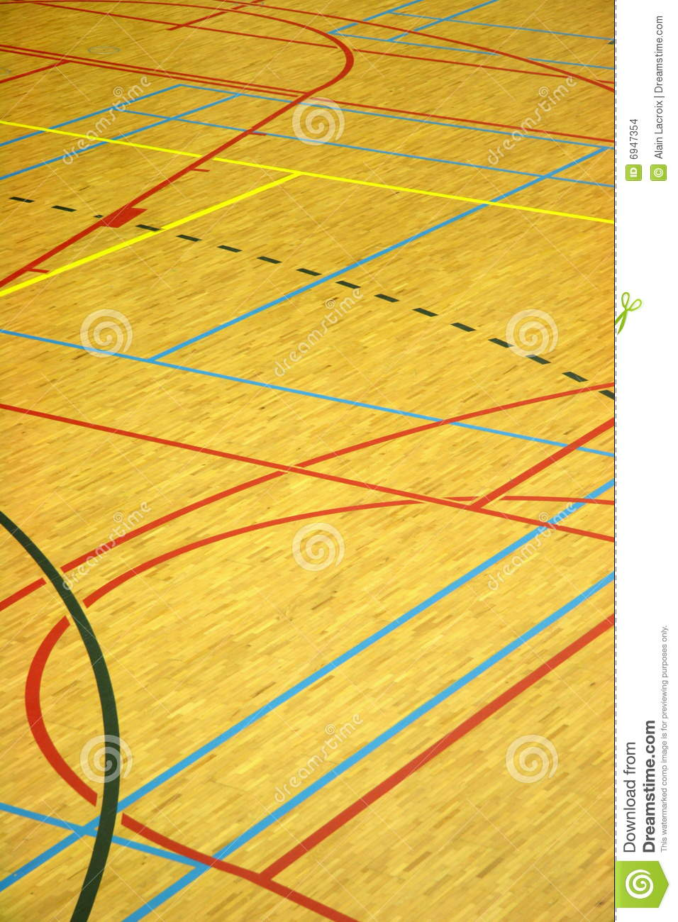 Download Sports lines stock photo. Image of corners, colors, bending - 6947354