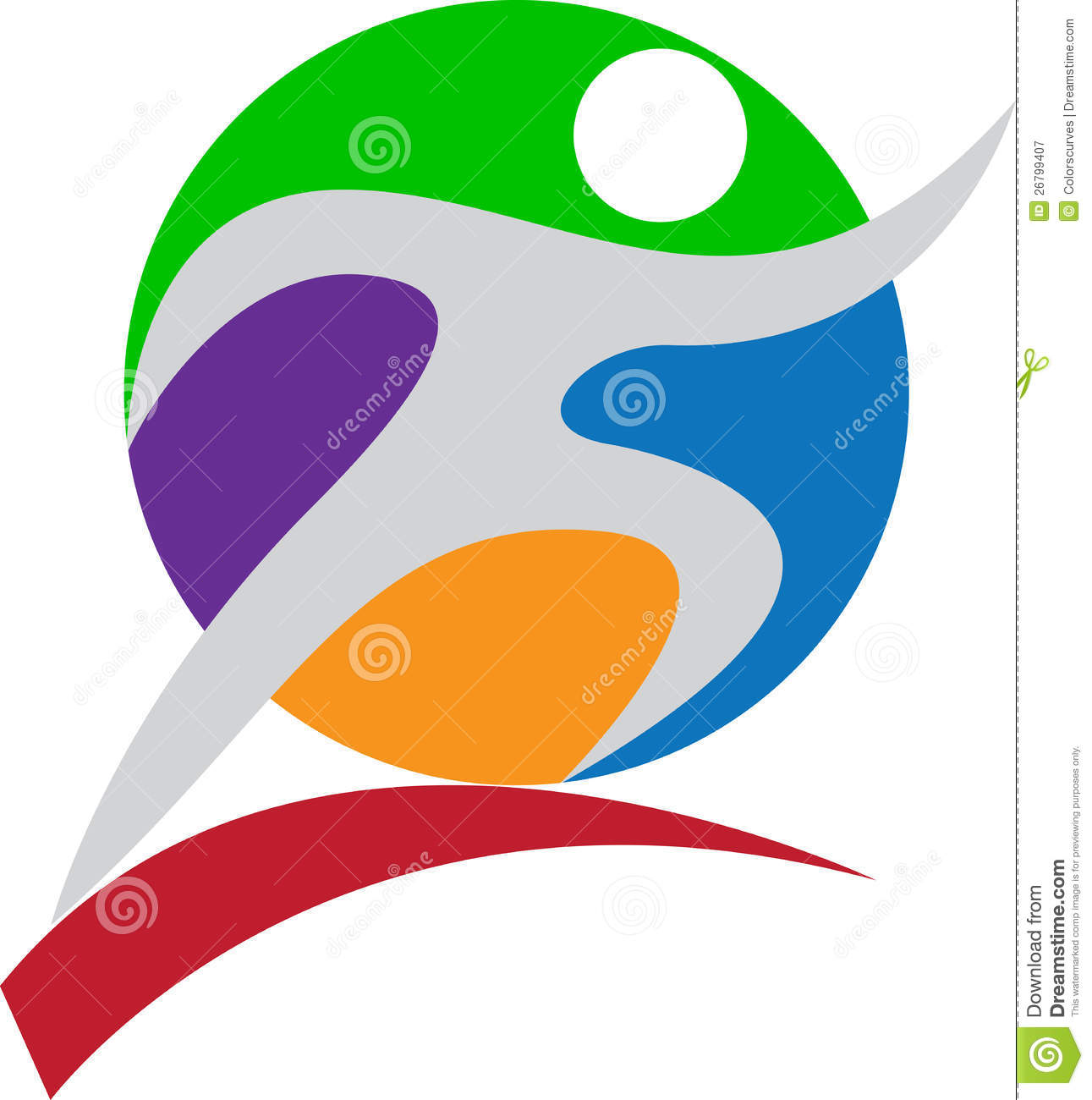 Swell Sports Logo Royalty Free Stock Photography Image 26799407 Largest Home Design Picture Inspirations Pitcheantrous