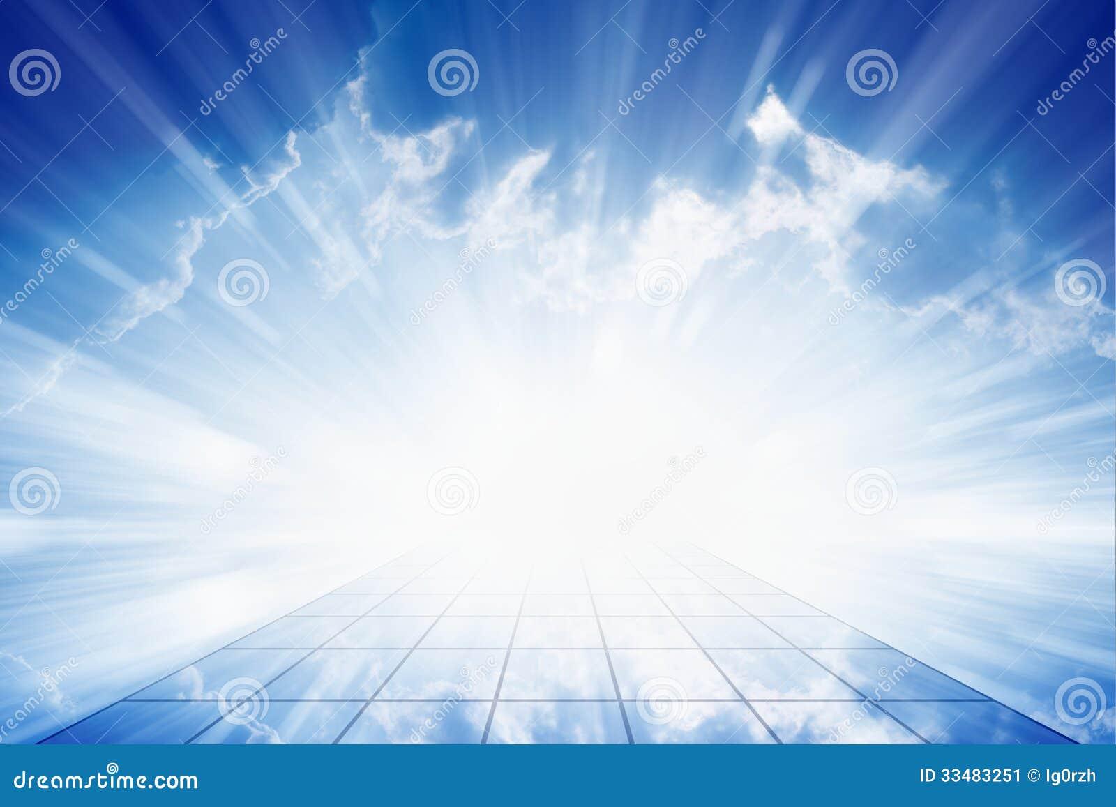 Sposób niebo