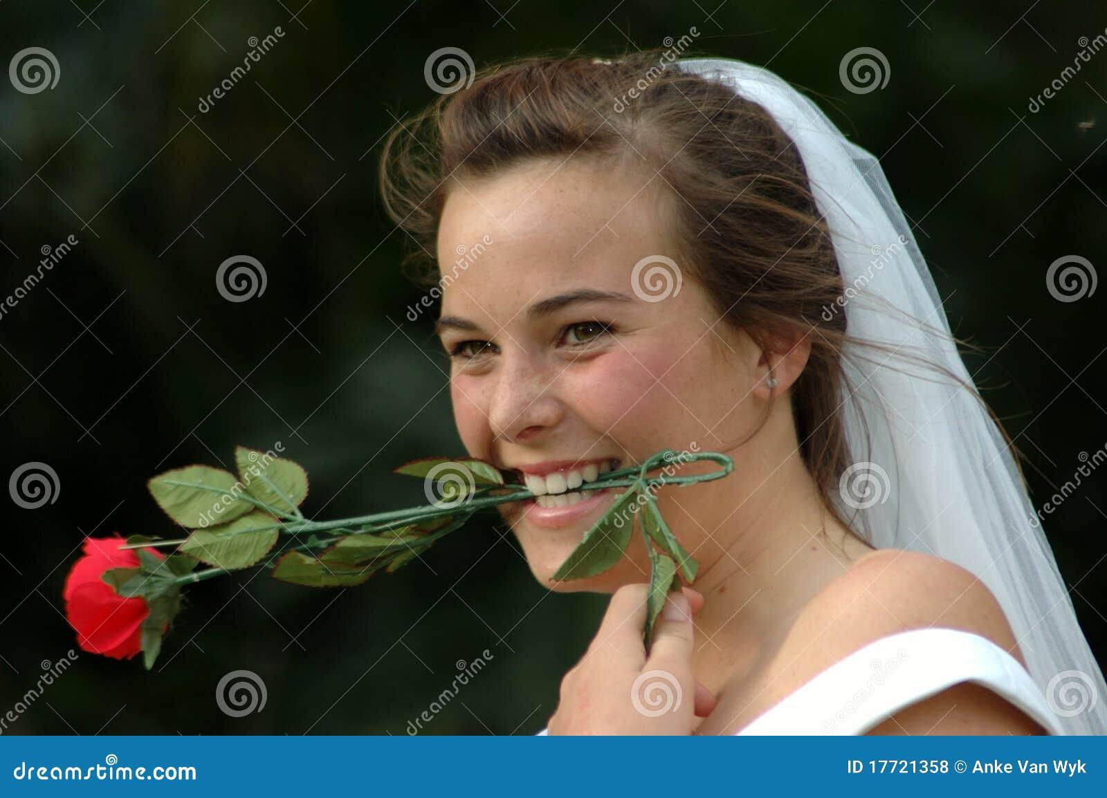 Sposa divertente