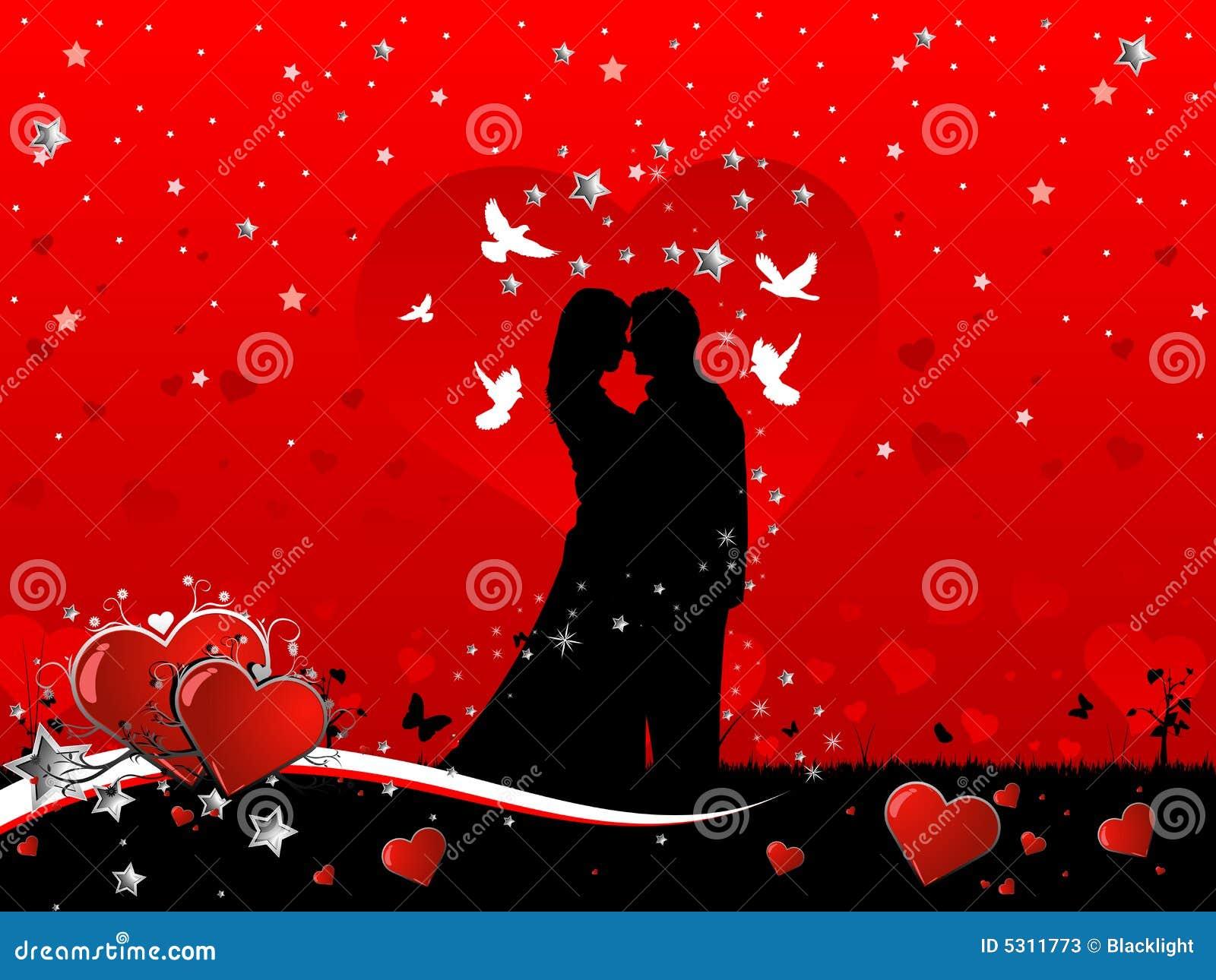 Download Sposato appena illustrazione vettoriale. Illustrazione di coppie - 5311773