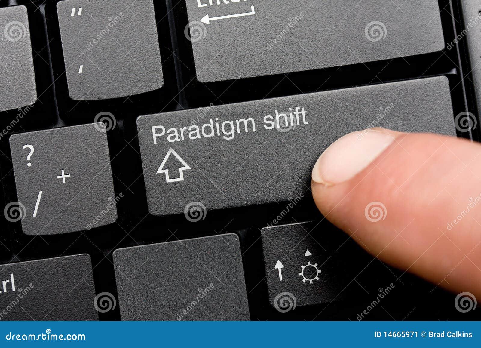 Spostamento di paradigma