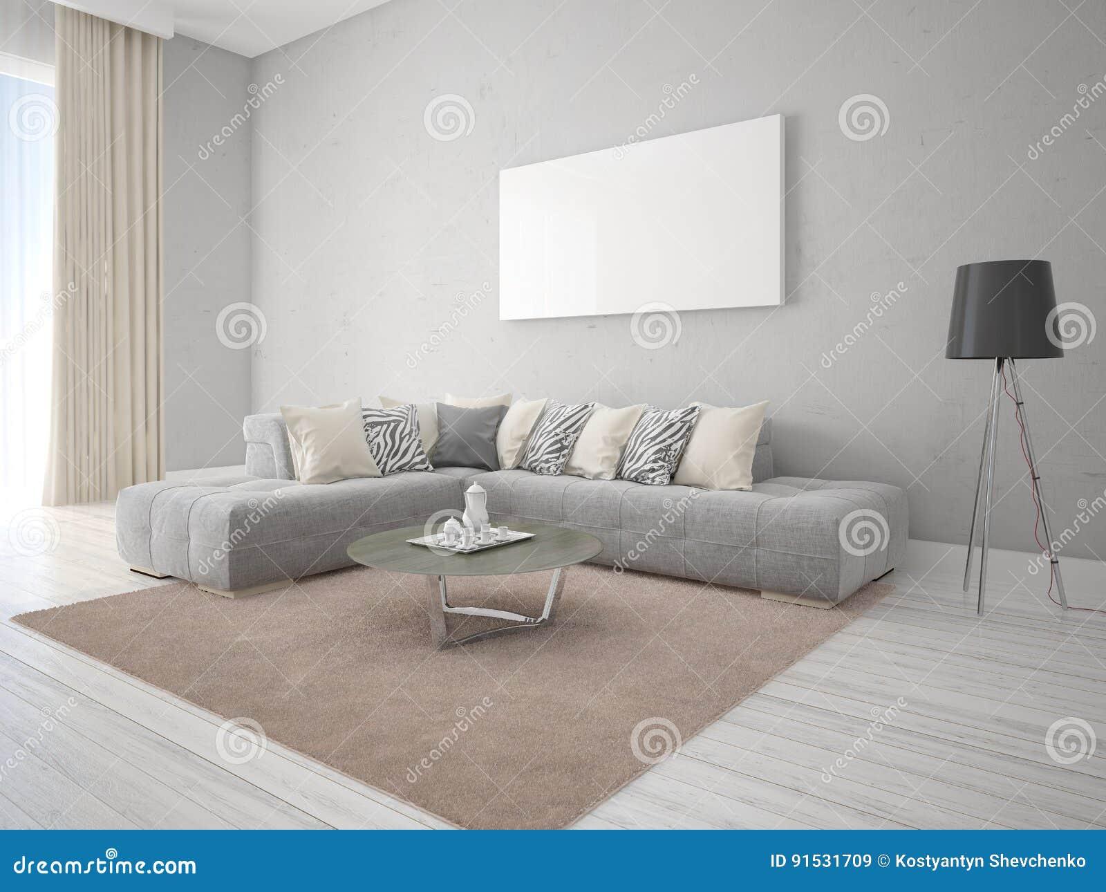 https://thumbs.dreamstime.com/z/spot-omhoog-de-woonkamer-een-minimalistische-stijl-met-een-hoekbank-91531709.jpg