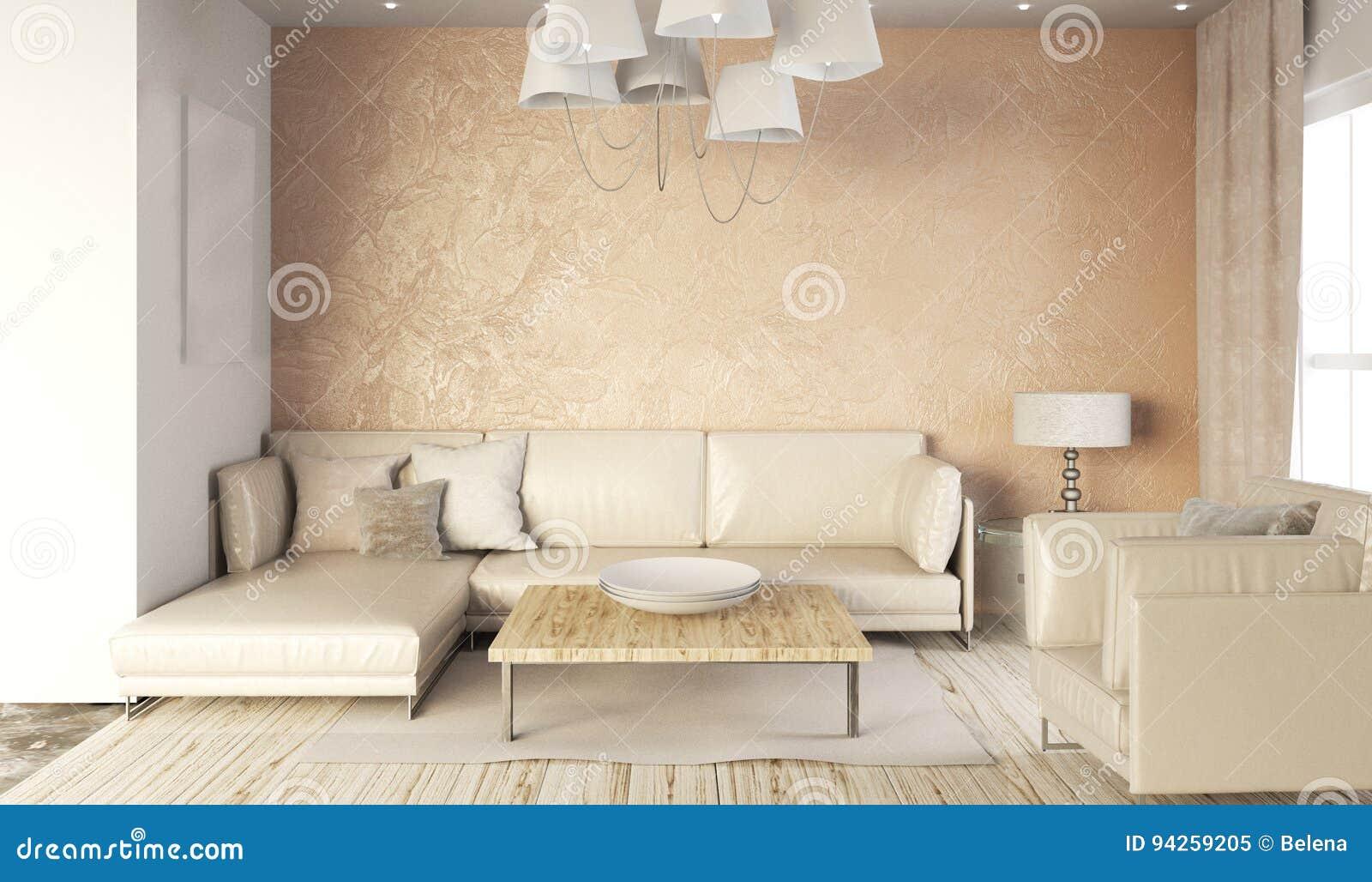 https://thumbs.dreamstime.com/z/spot-op-muur-binnenland-met-bank-woonkamer-moderne-stijl-94259205.jpg