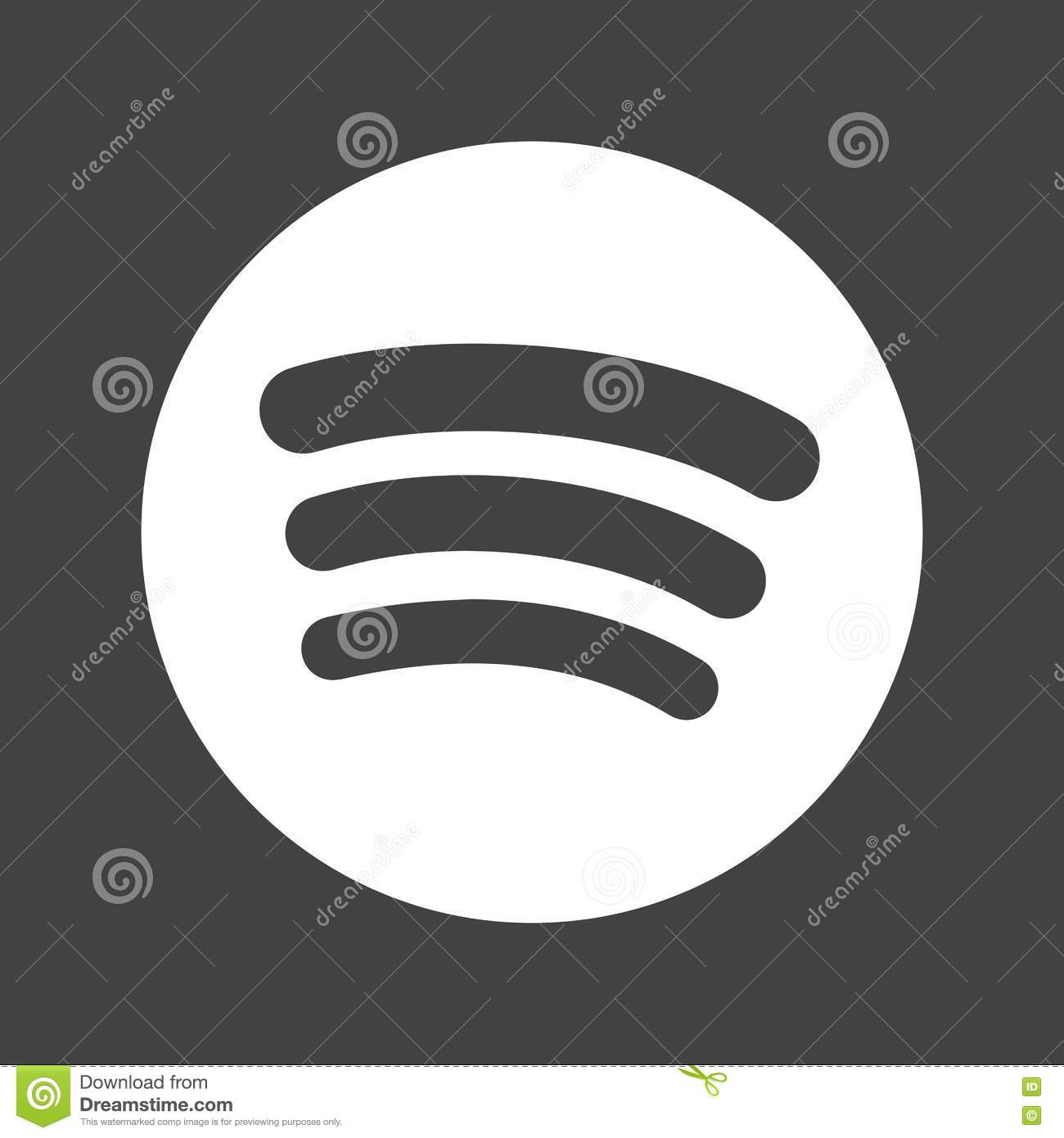 Spotify editorial photo  Illustration of home, connection