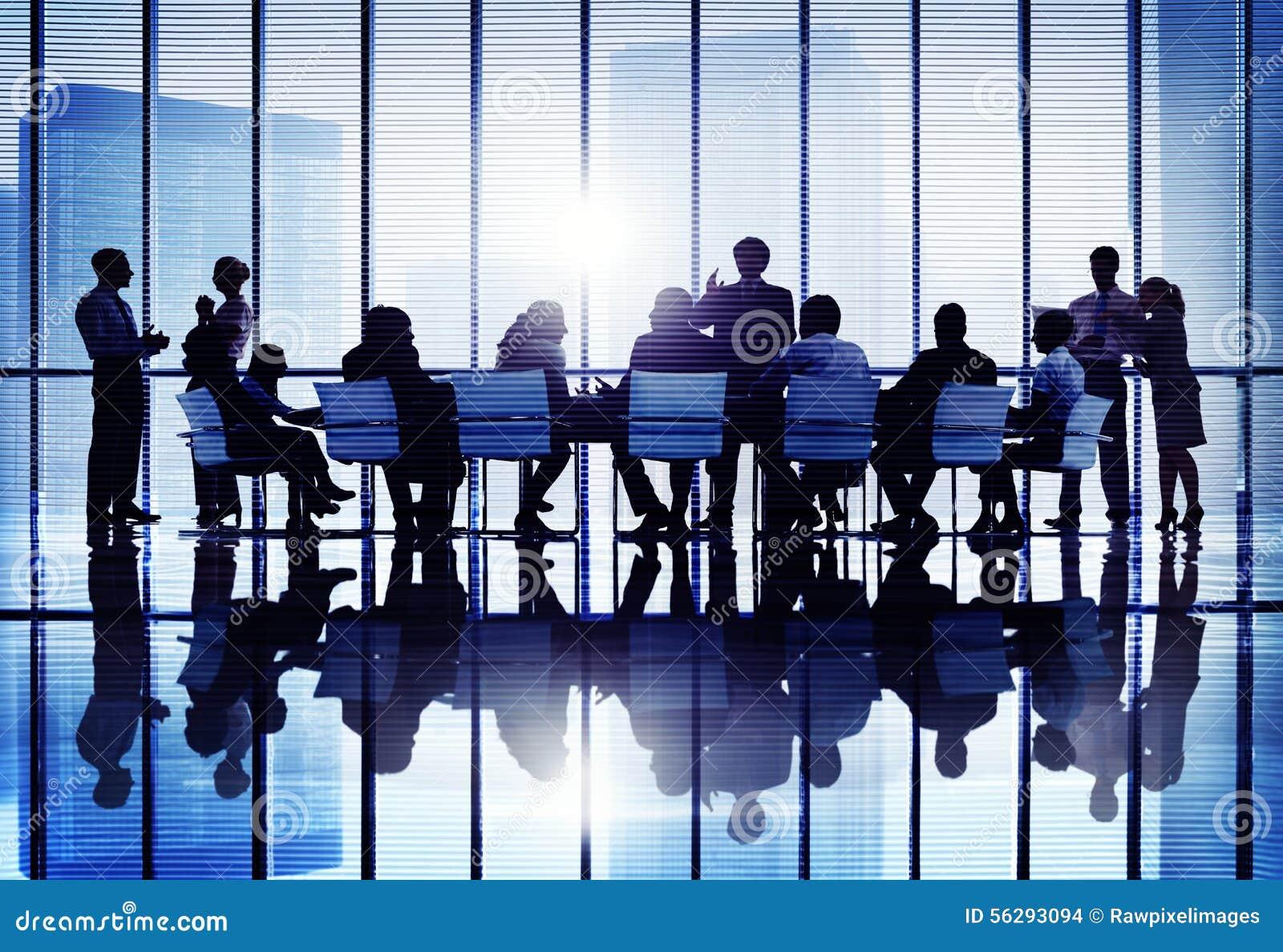Spotkanie współpracy drużyny Seminaryjny Konferencyjny Biznesowy pojęcie