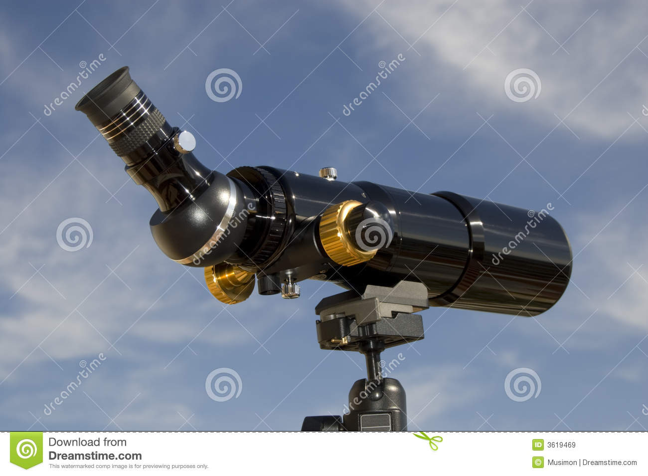 Voyeur spotting scope