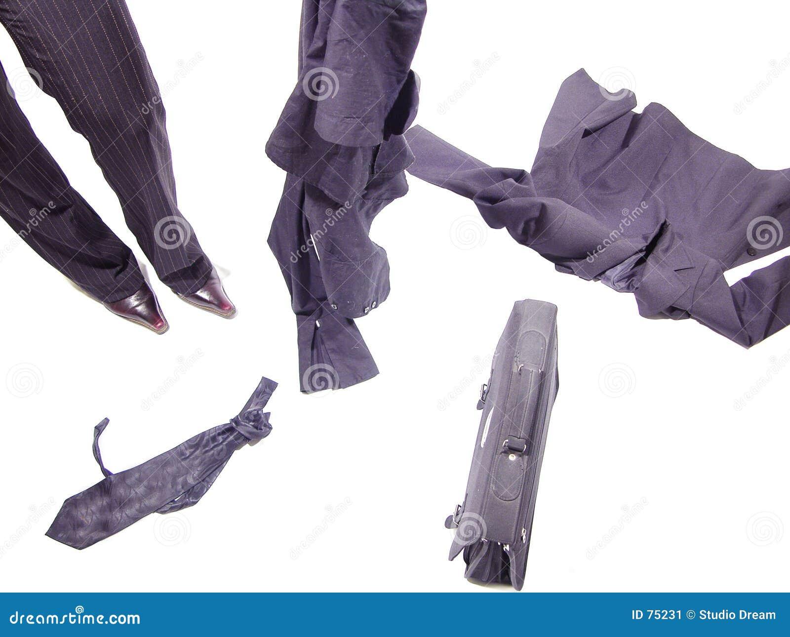 Sprawa ubrania