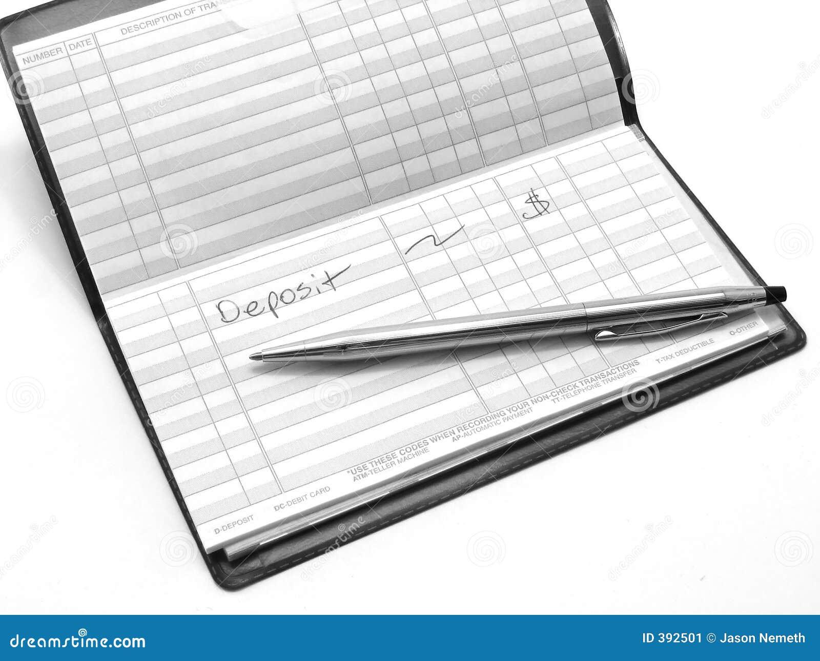 Sprawdź rejestr depozytów