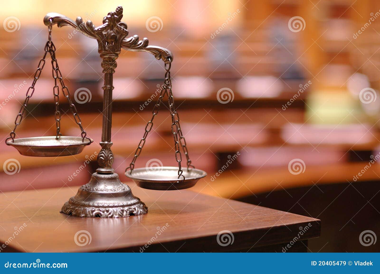 Sprawiedliwość skala