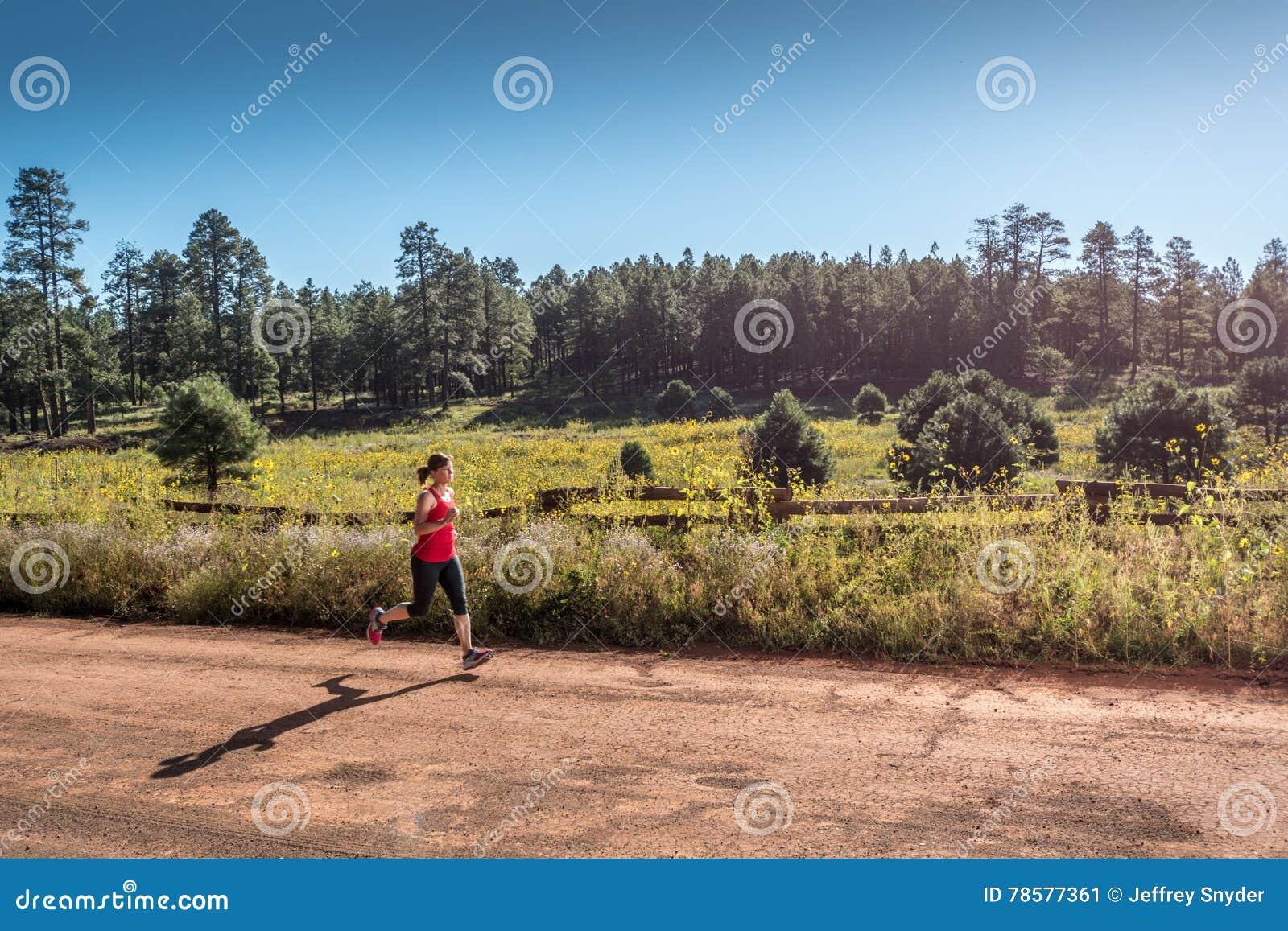 Sprawność fizyczna Nad Czterdzieści kobiet bieg