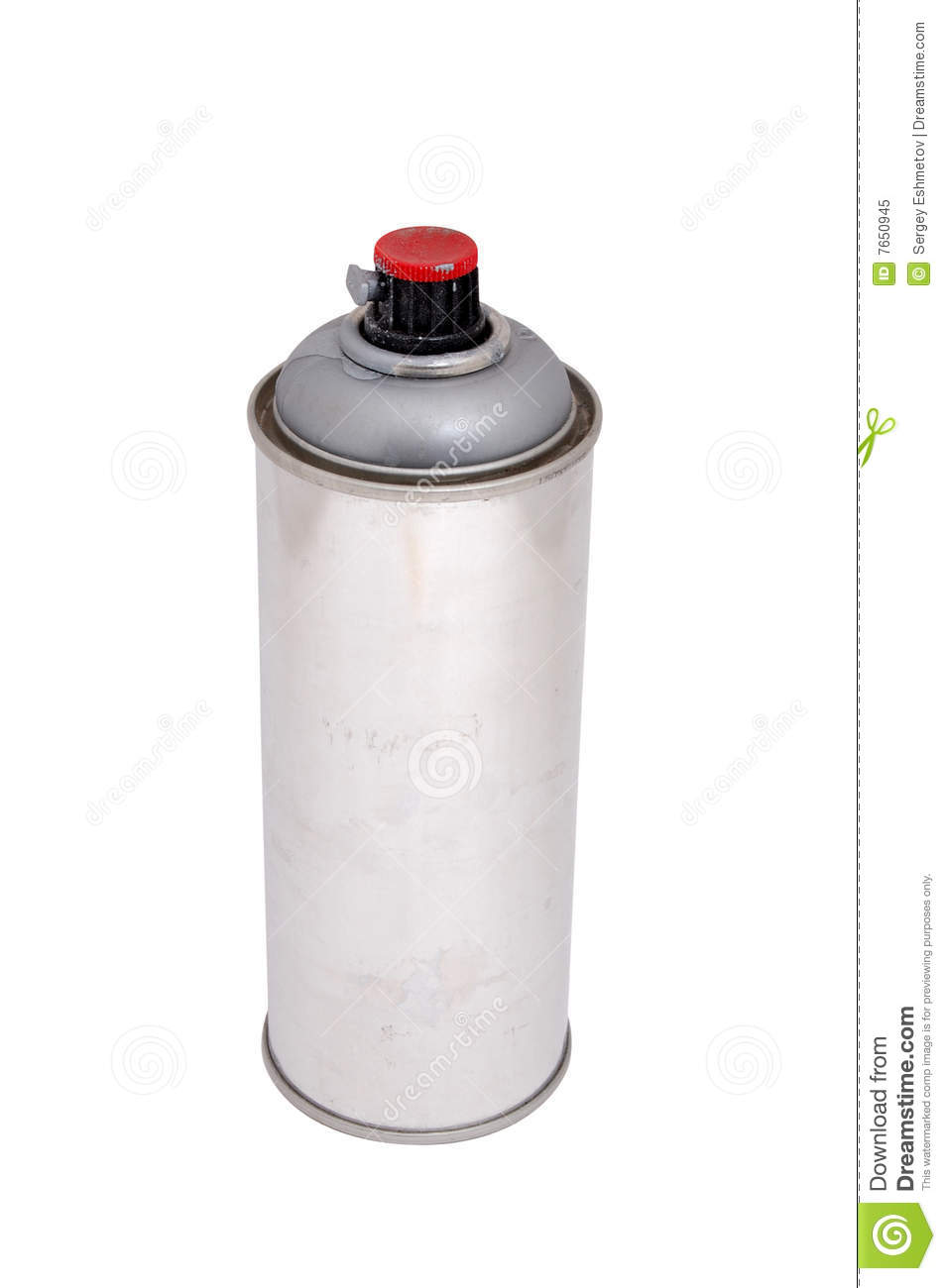 Spray Can Royalty Free Stock Photo - Image: 7650945