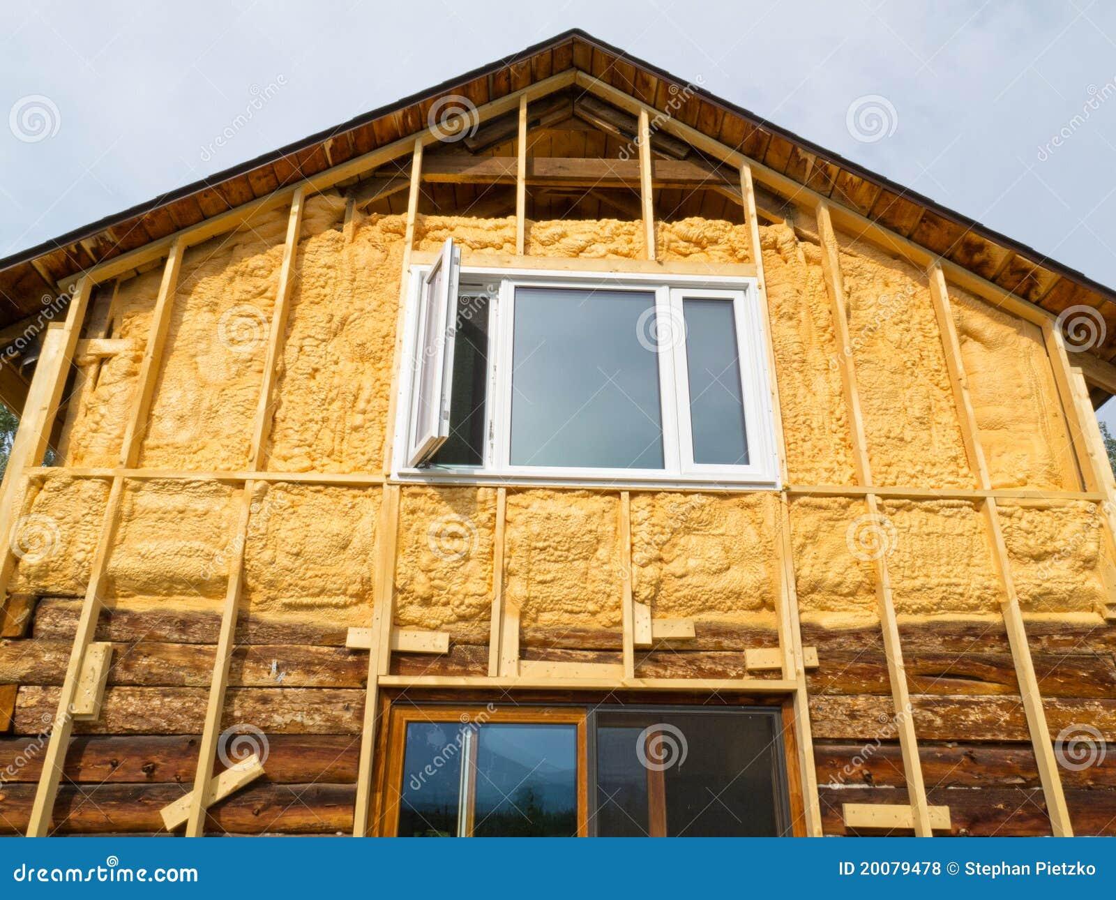 Spray foam insulation for house - Spray Foam Insulation Conserves Energy