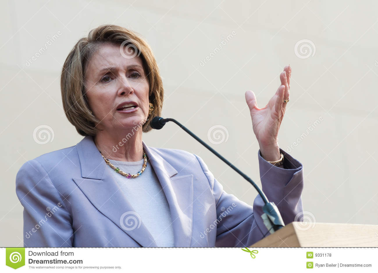 Spreker van het Huis Nancy Pelosi