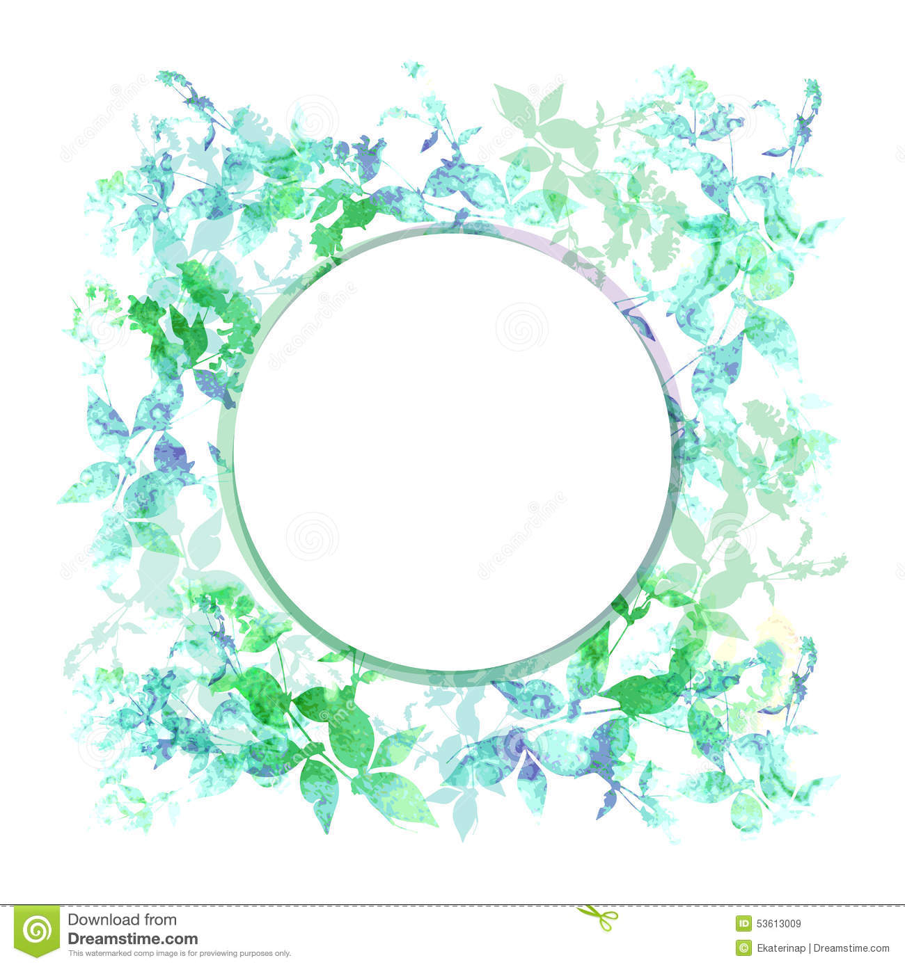 spring background  wreath with green mint leaves baby woodland animals clip art free online Woodland Baby Shower Clip Art