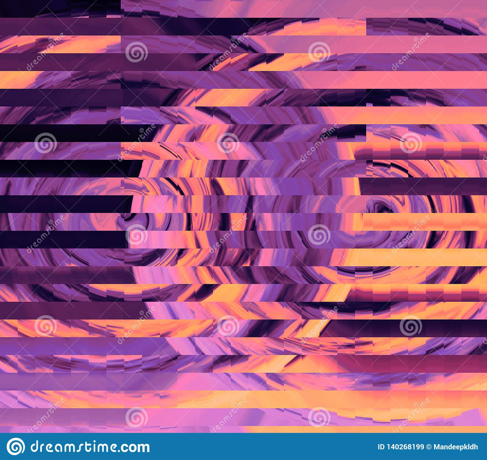 Beautiful wallpaper design. Colorful texture and background. Modern digital graphic design. Multi rich colored artwork.