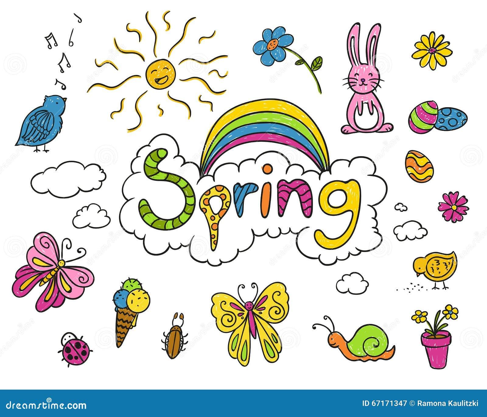 clipart printemps nature - photo #49