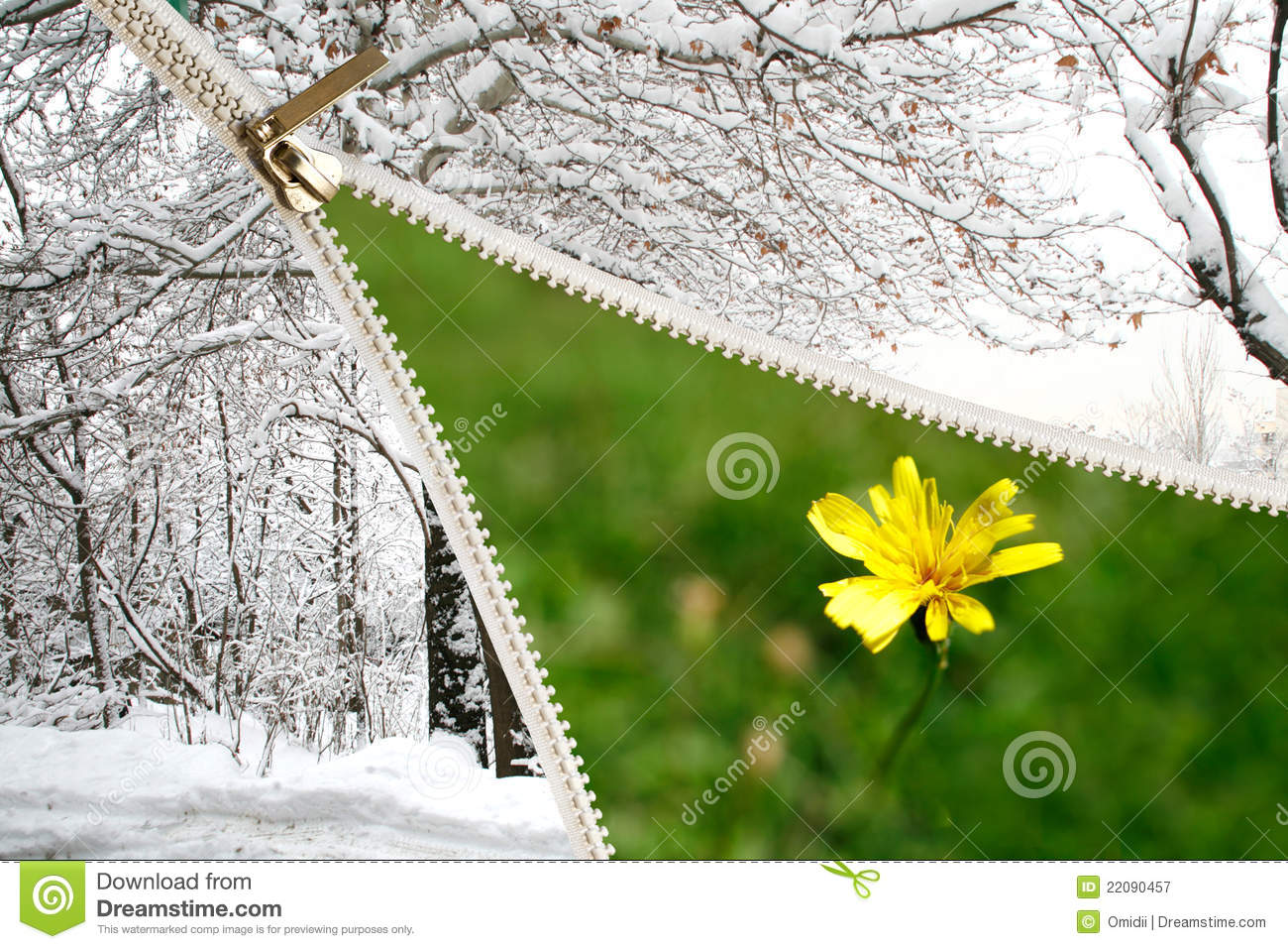 Spring Is Coming Royalty Free Stock Photography - Image: 22090457