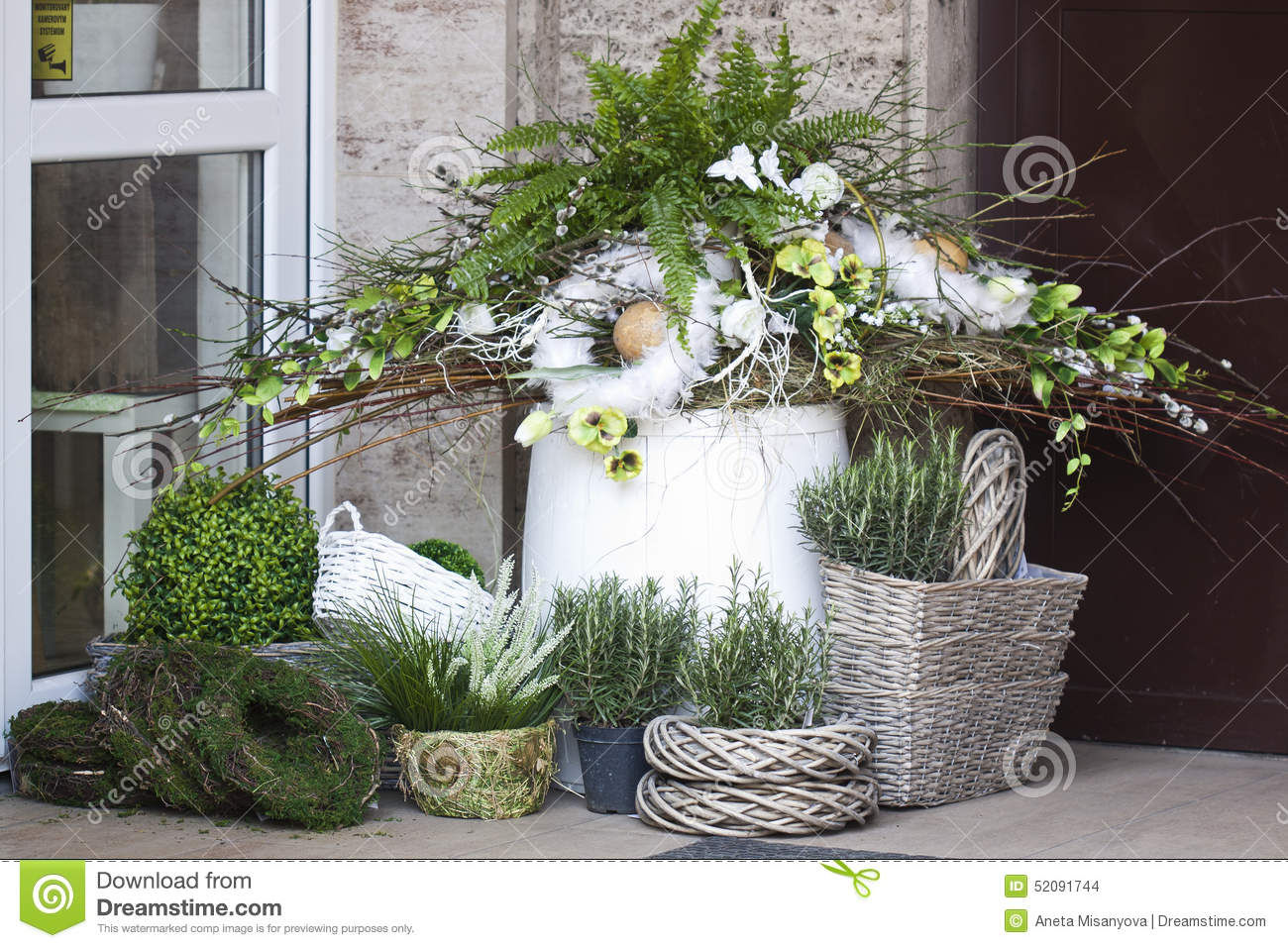 Spring decoration flower shop stock photo image of collection download comp mightylinksfo