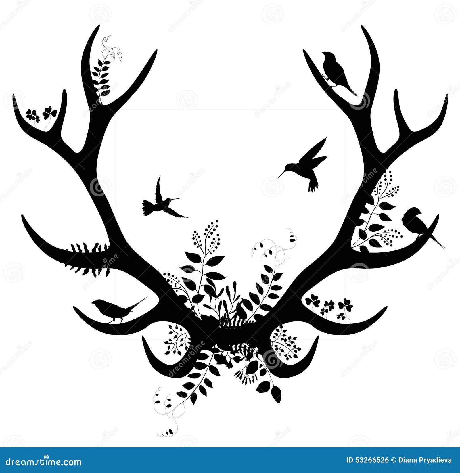 spring illustration vector illustration