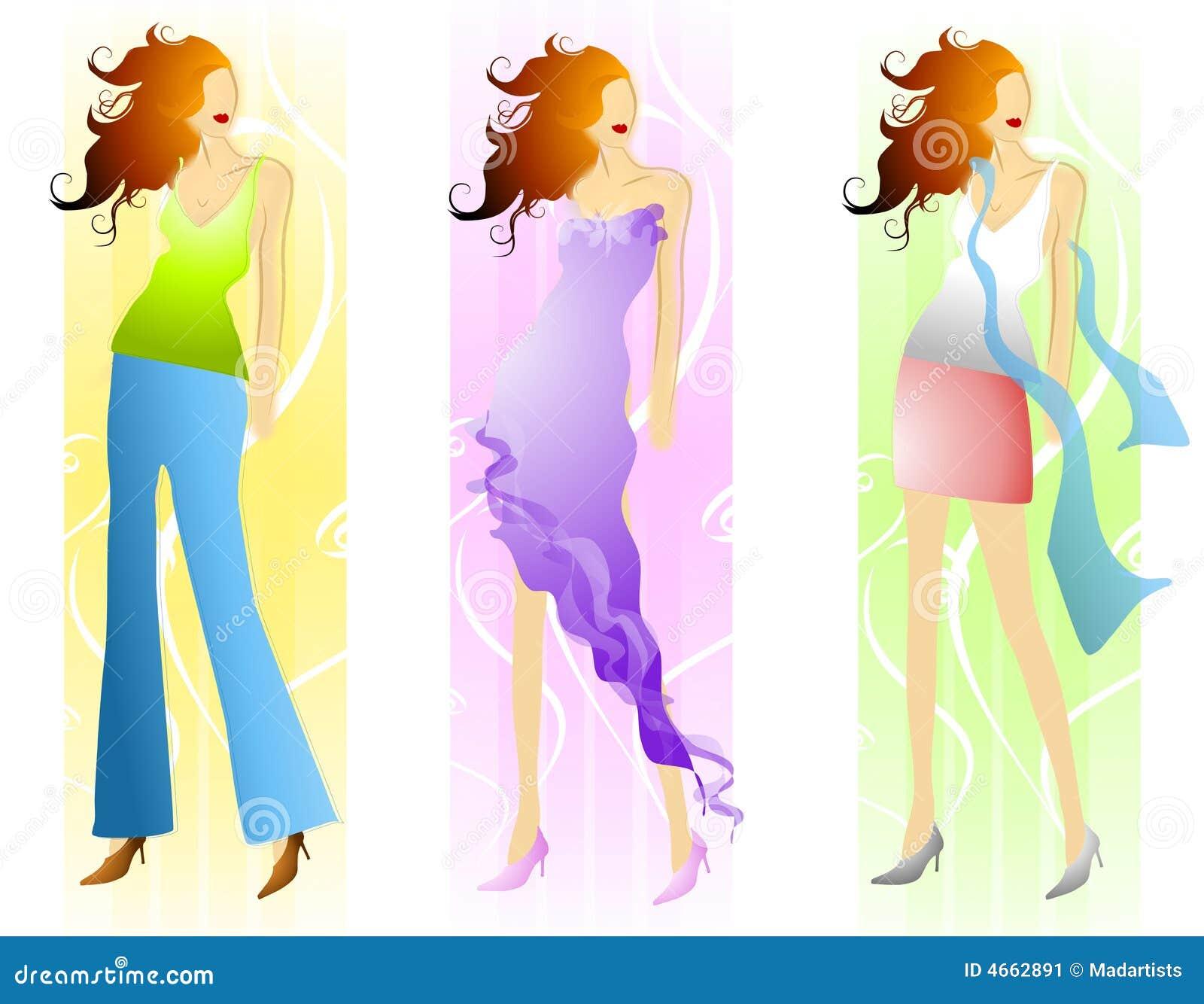 Spring Fashion Models