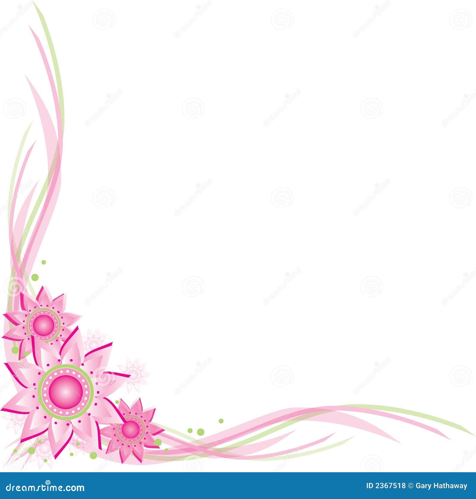 Spring Flower Design Stock Vector Illustration Of Frame 2367518