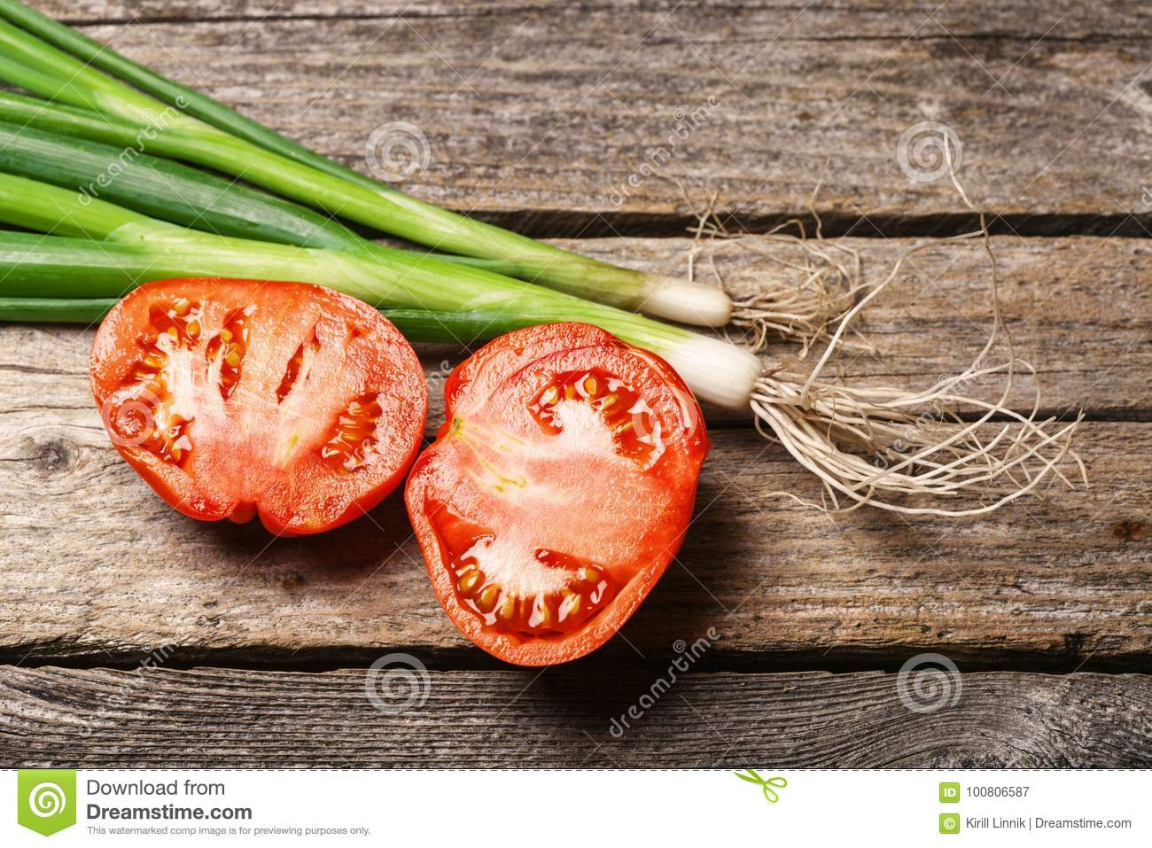 Download Vegetables on the table stock image. Image of ripe, onion - 100806587