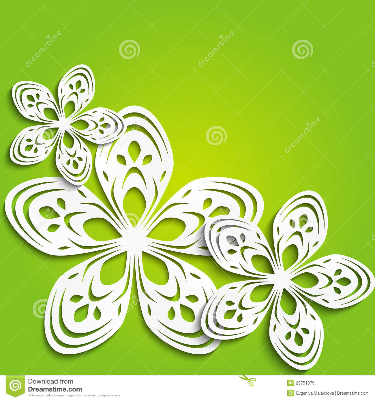 Spring Flowers Royalty Free Stock ImagesImage29751879