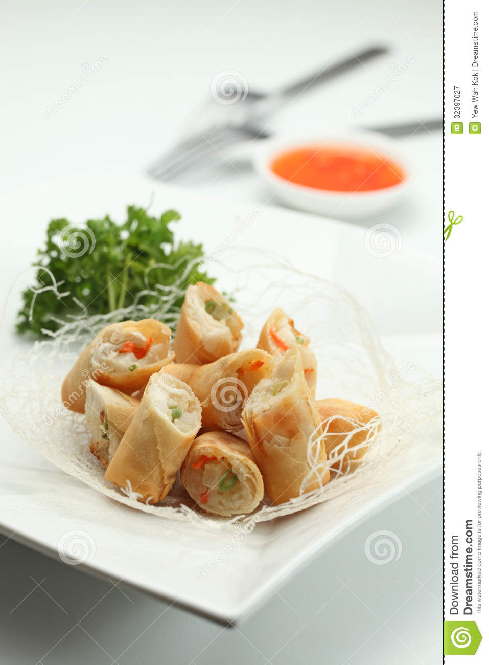 free clipart spring rolls - photo #31