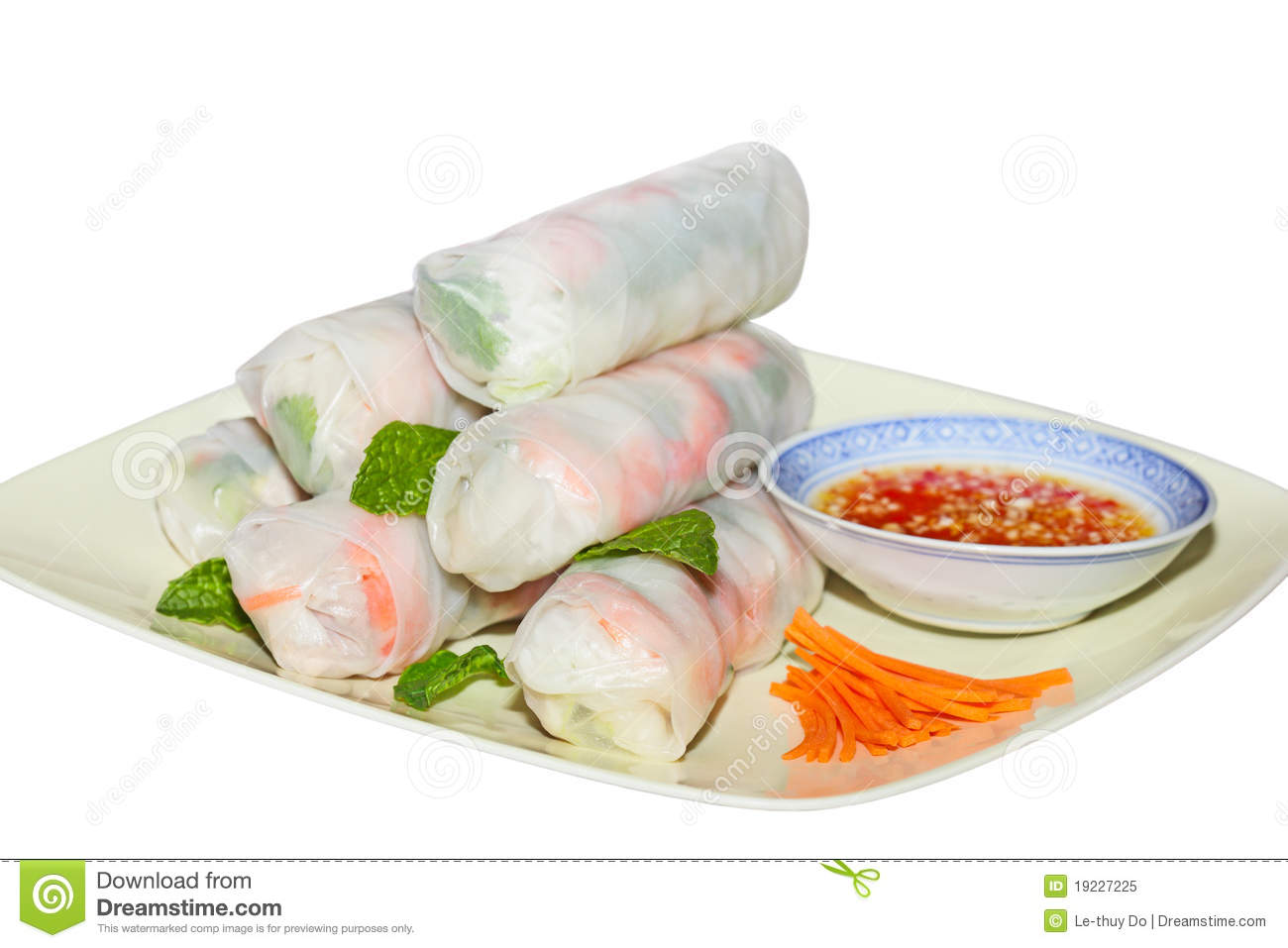 free clipart spring rolls - photo #12