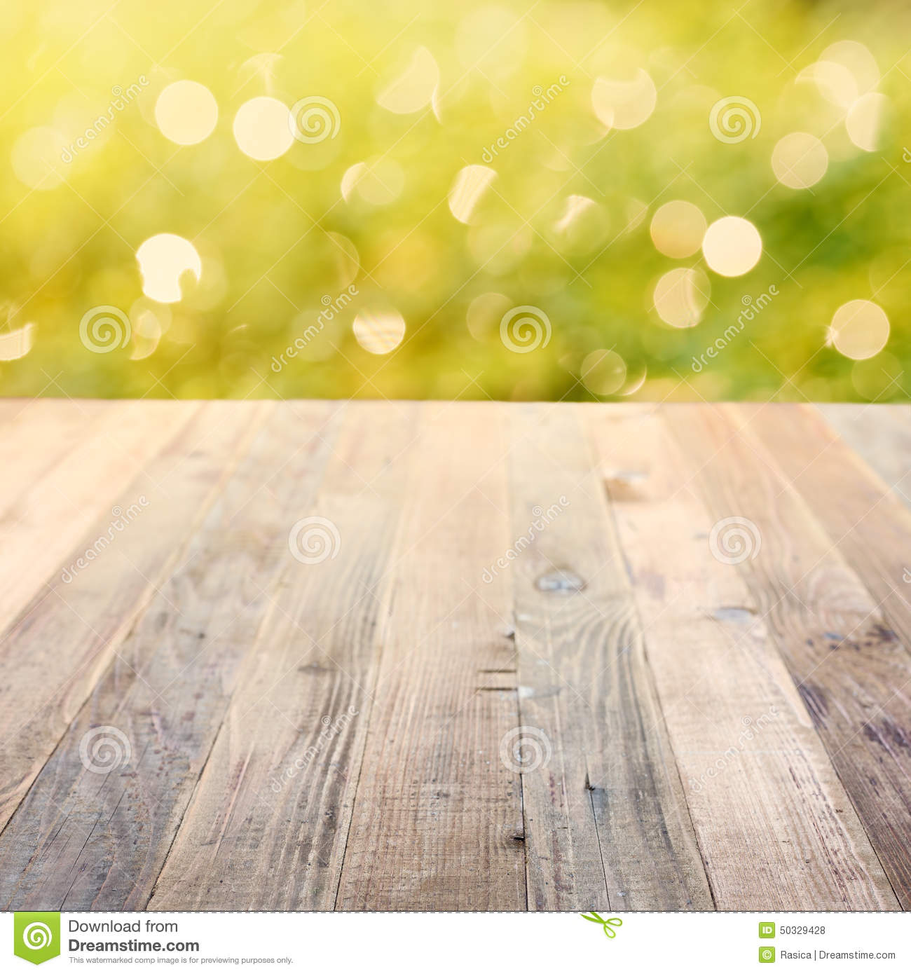 Spring vintage template background with copy space and beautiful ...