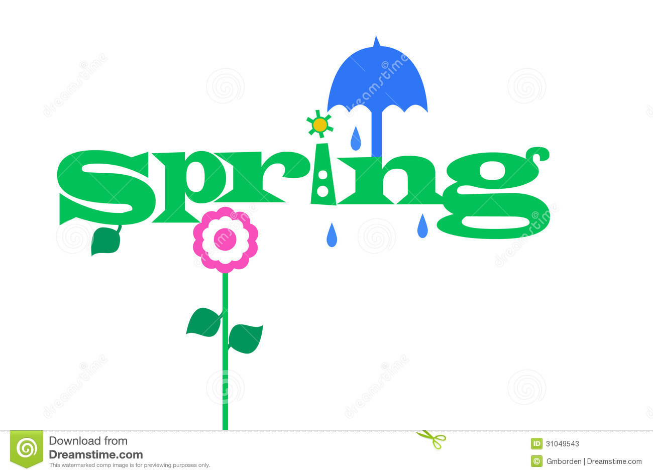 clipart spring showers - photo #5