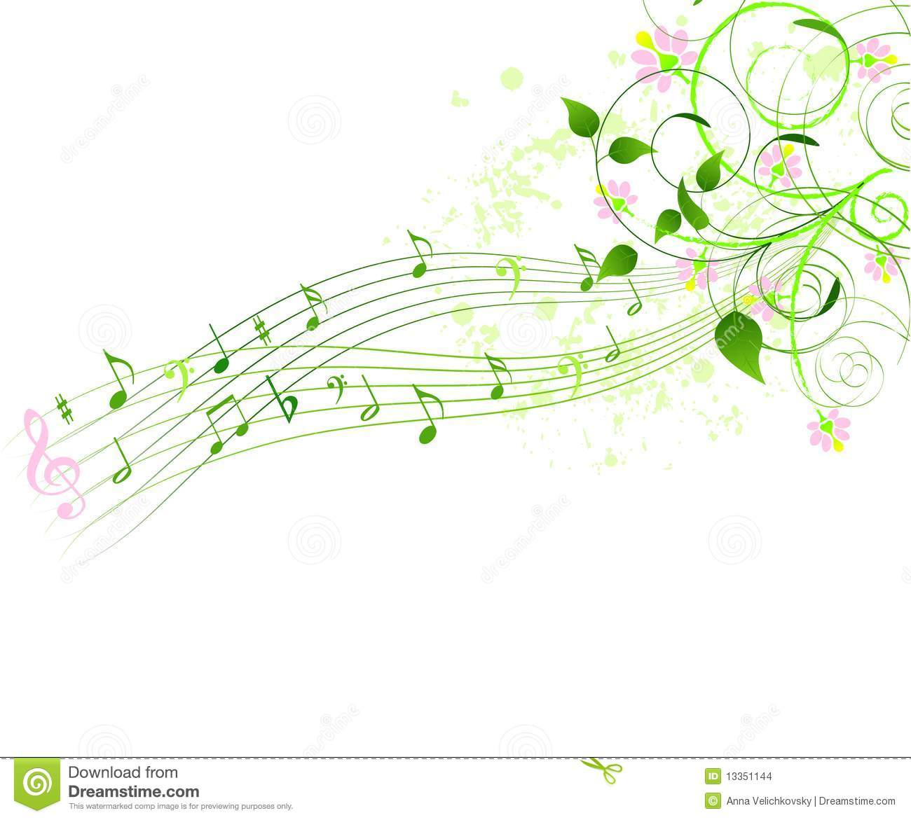 Royalty Free Stock Photo Download Spring Song Background