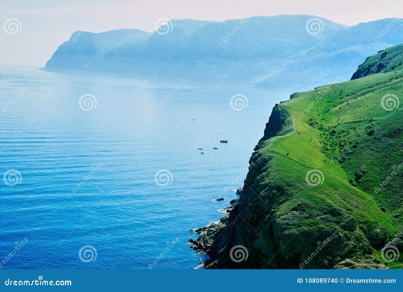 Krimean coast, Krimea