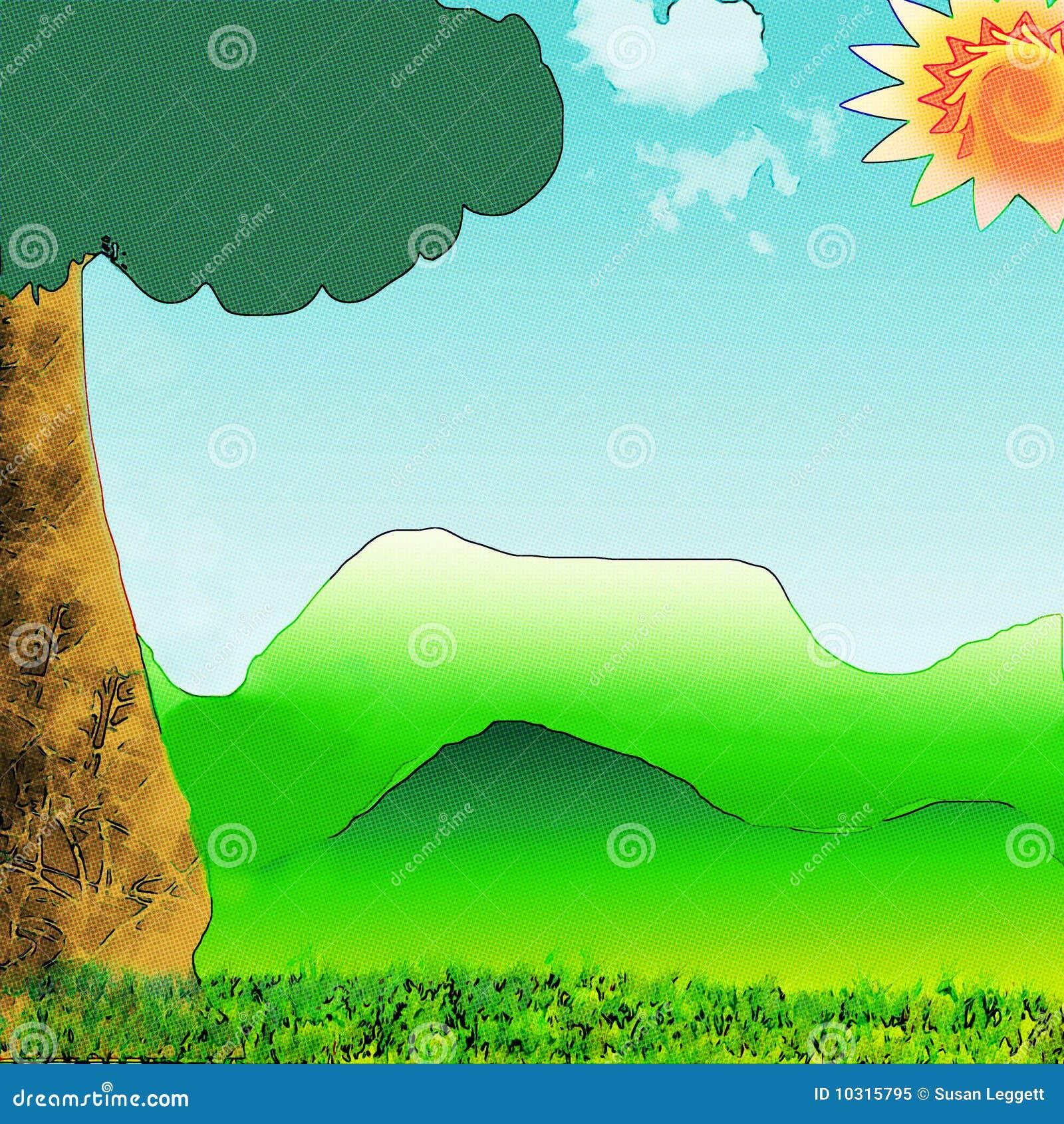 Spring /Summer Background