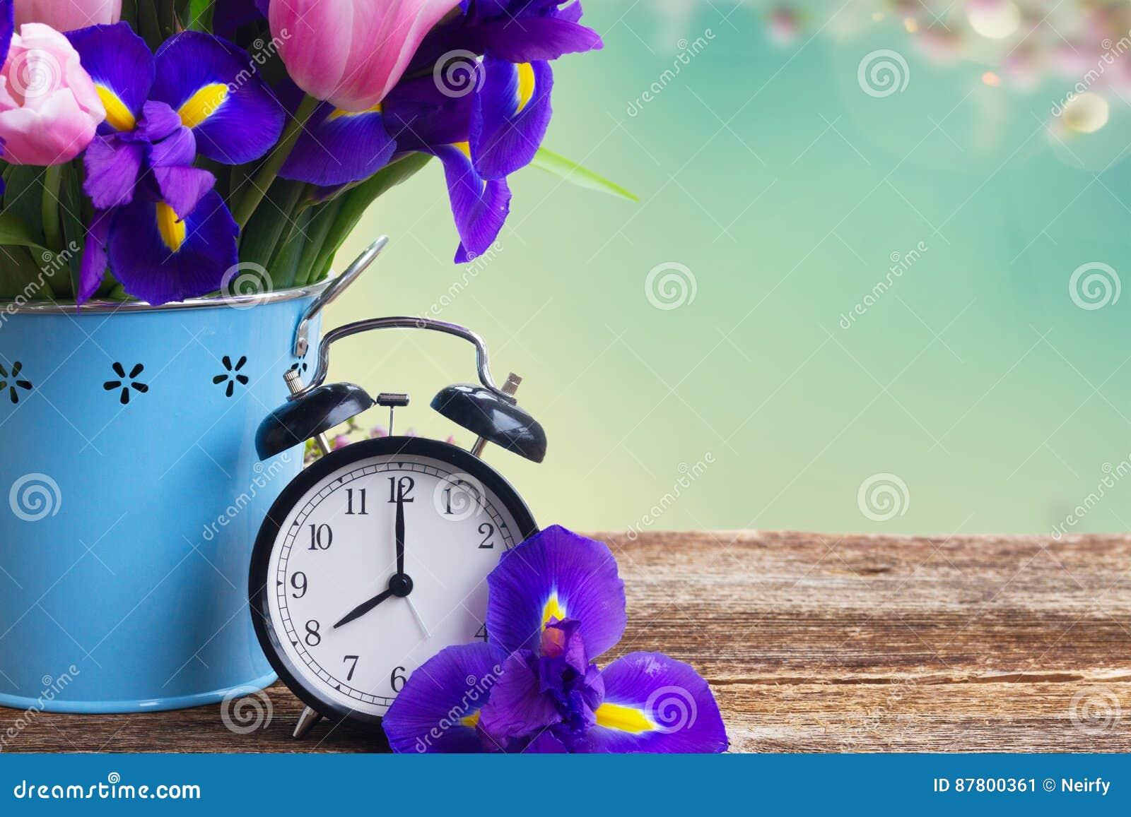 Spring time concept