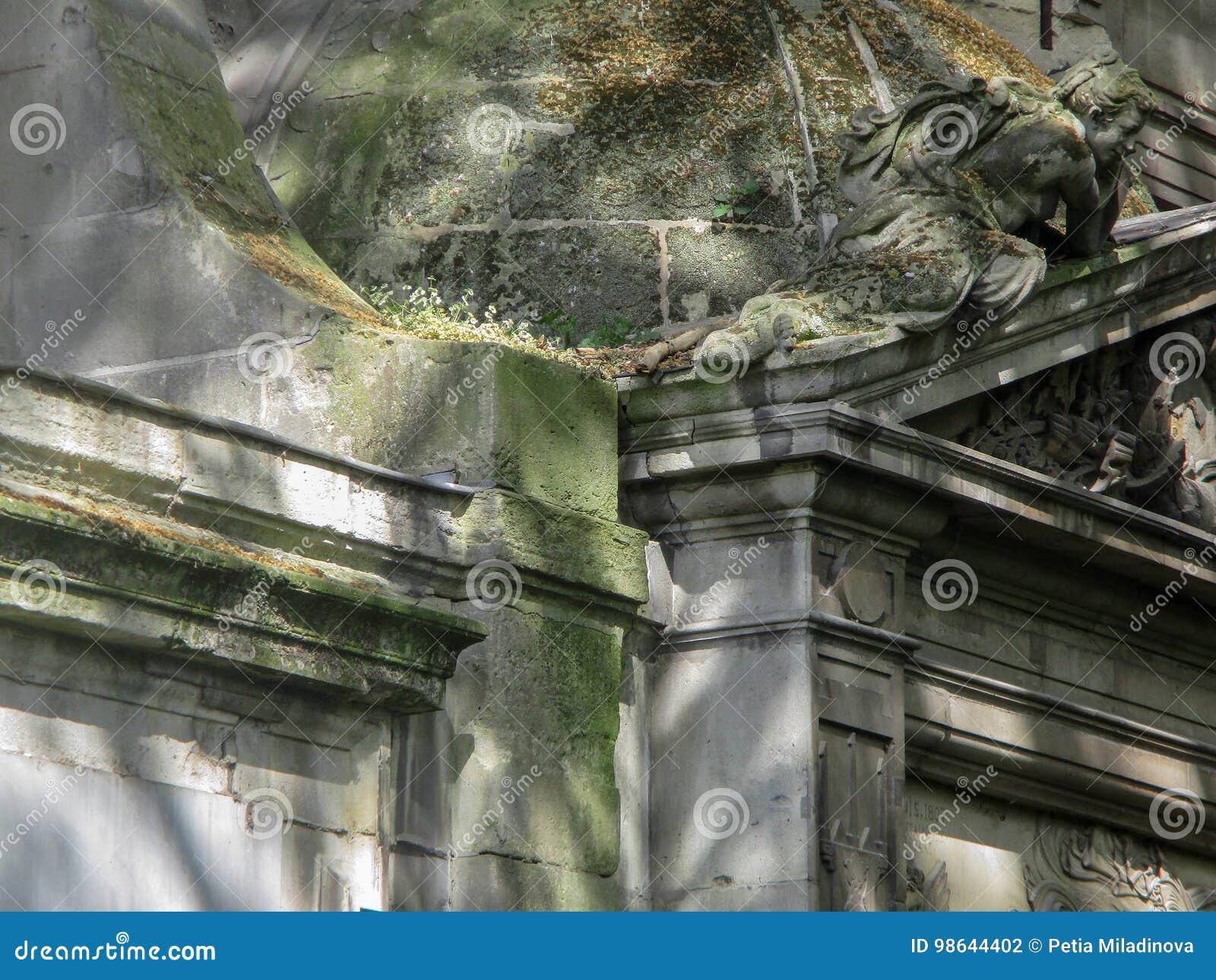Springbrunn av Medici, Paris