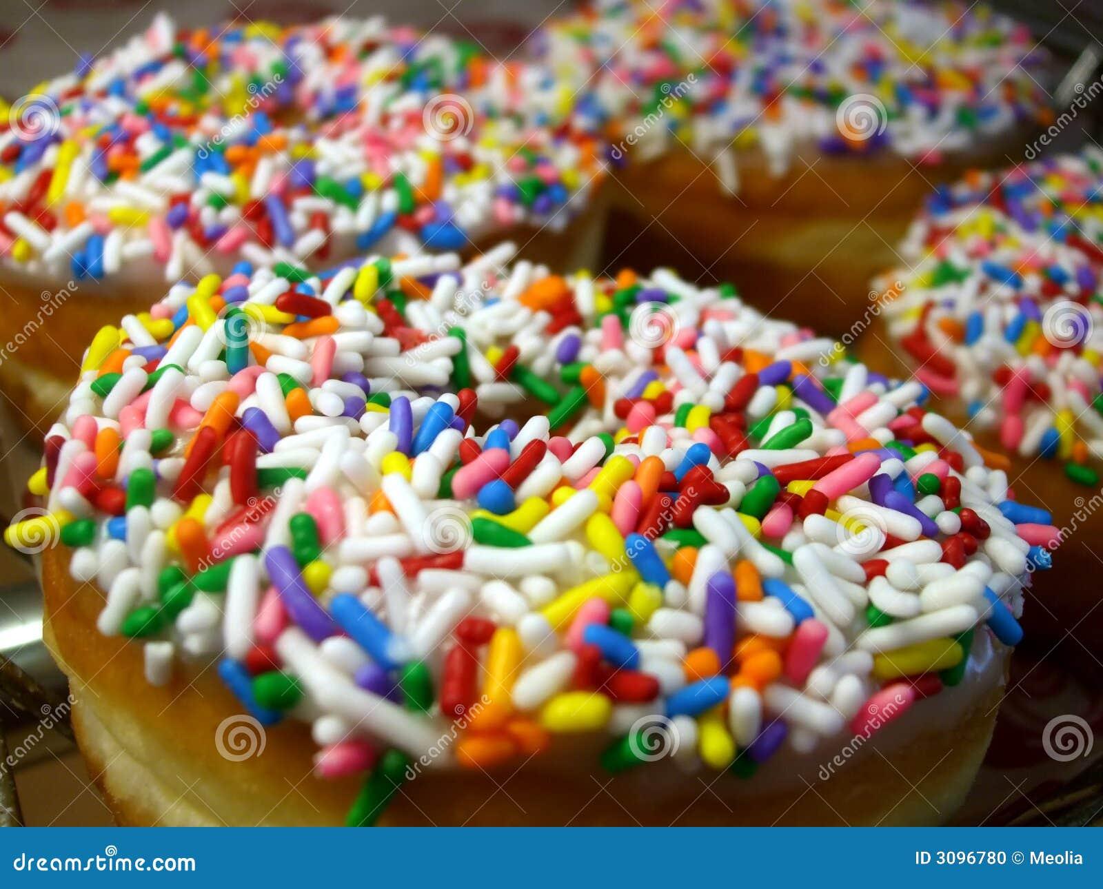 Sprinkled Donut Stock Photo - Image: 3096780   1300 x 1065 jpeg 194kB
