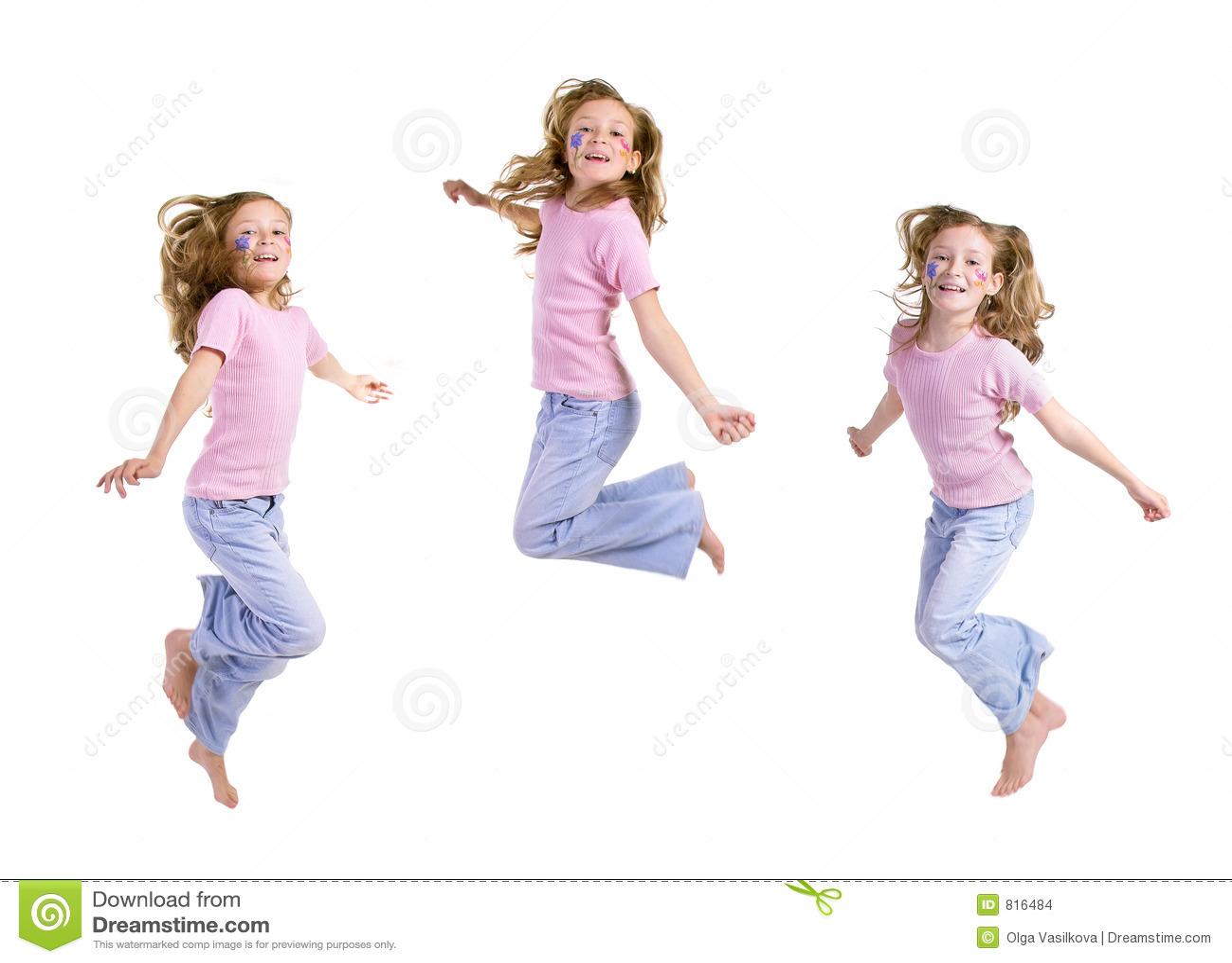 Sprong, ondergeschikte vreugde,
