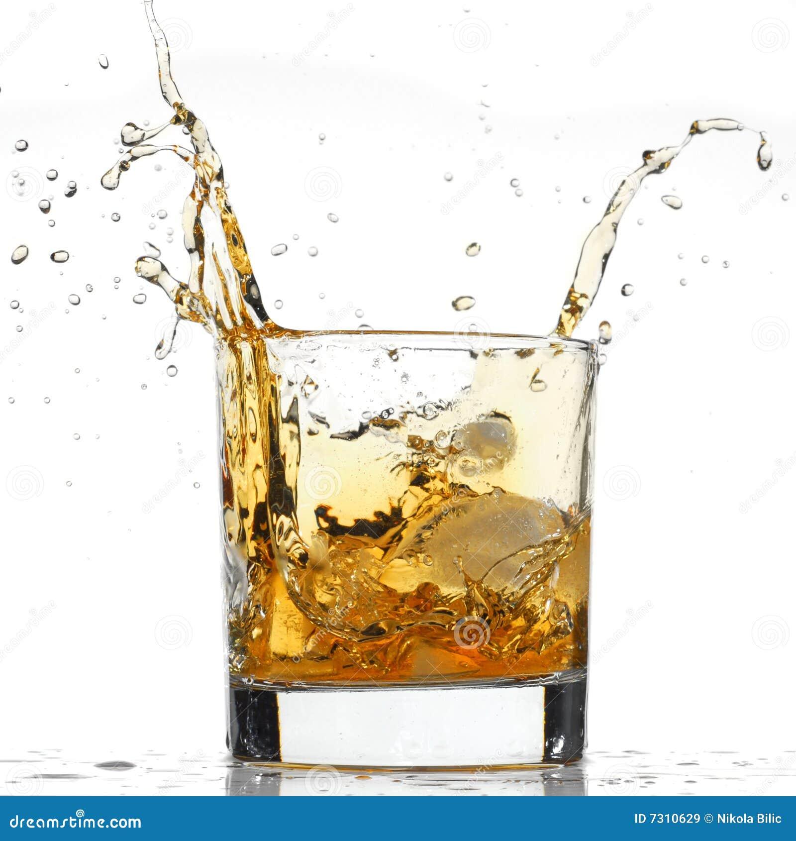 Spruzzata del whisky