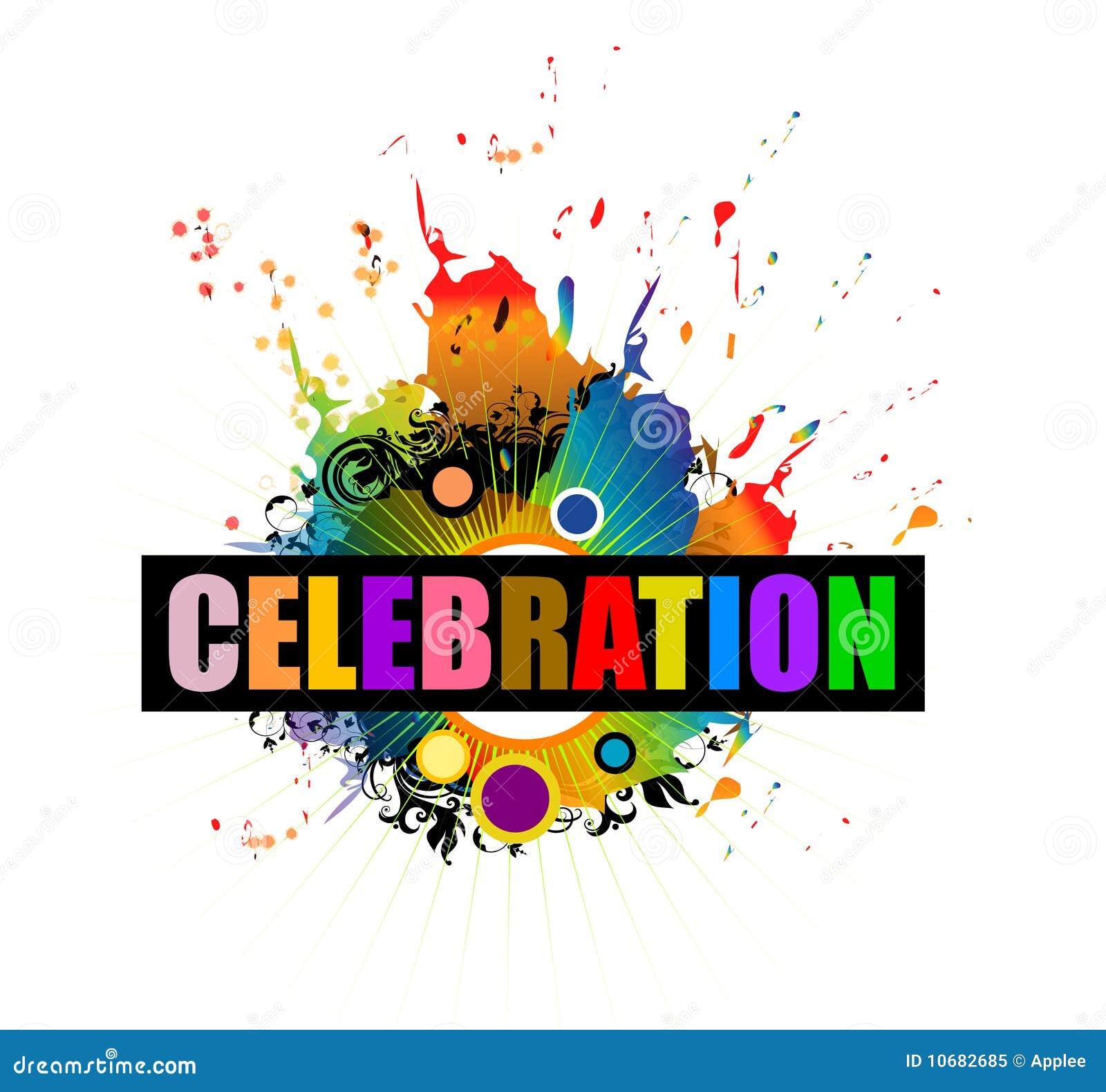 Spruzzata di celebrazione