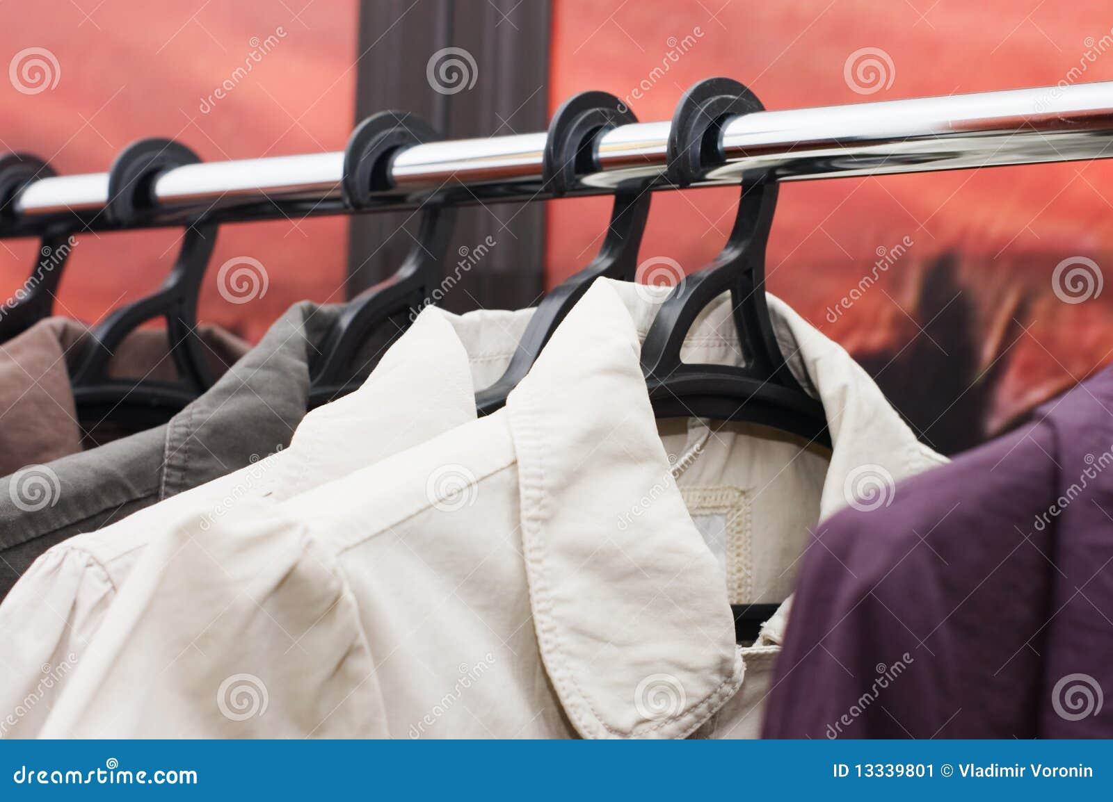 Sprzedaż odzieżowy supermarket