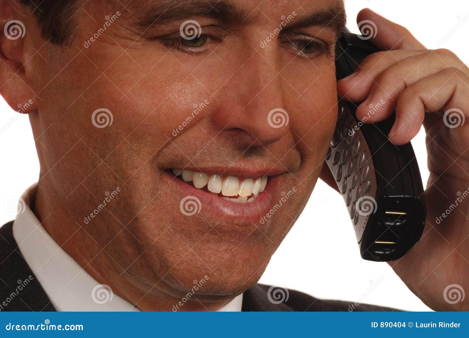 Sprzedawca telefonu
